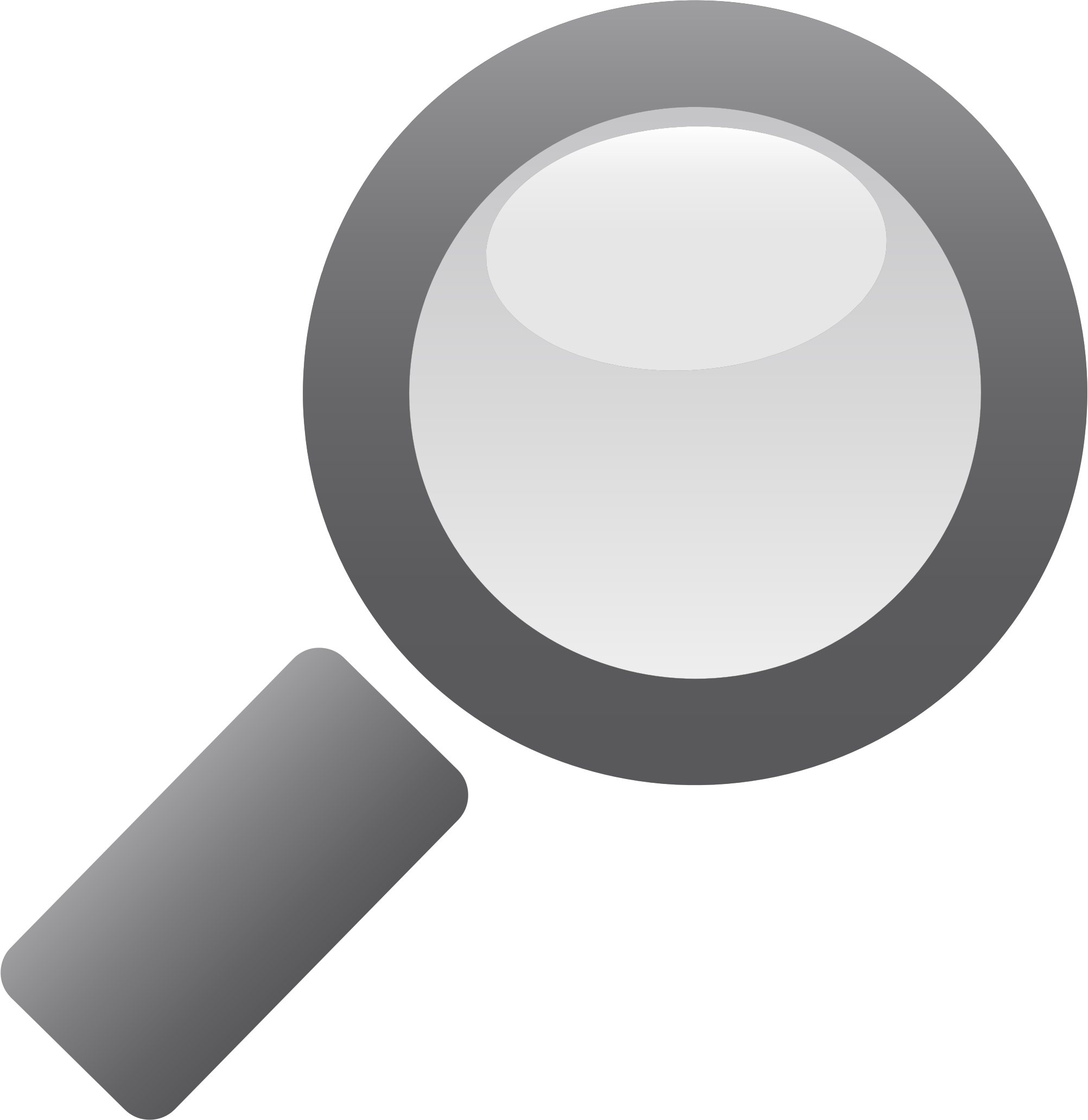 Magnifying Glass Icon by GDJ