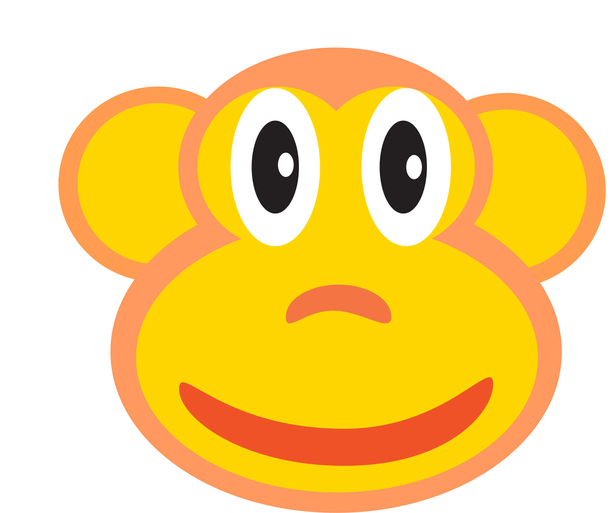 Monkey by arryltham101502