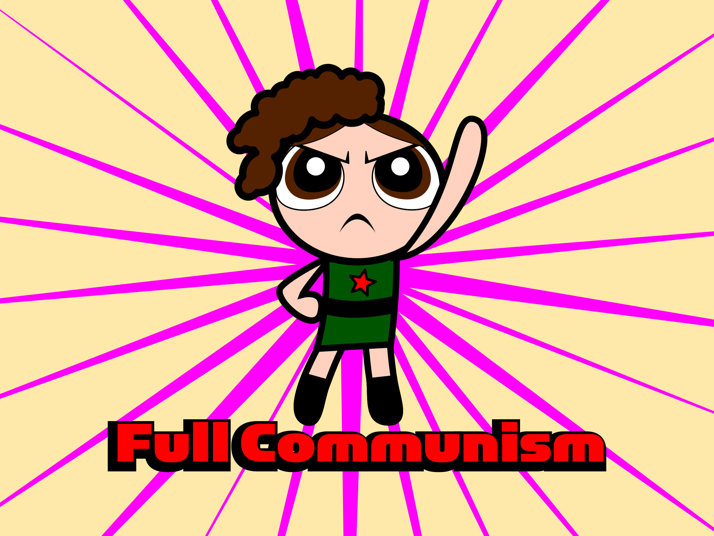 Full Communism by argumento