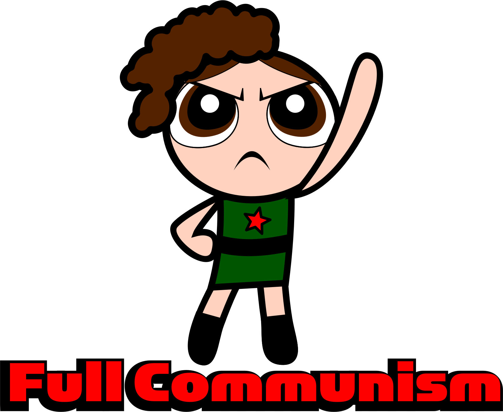 Full Communism girl by argumento