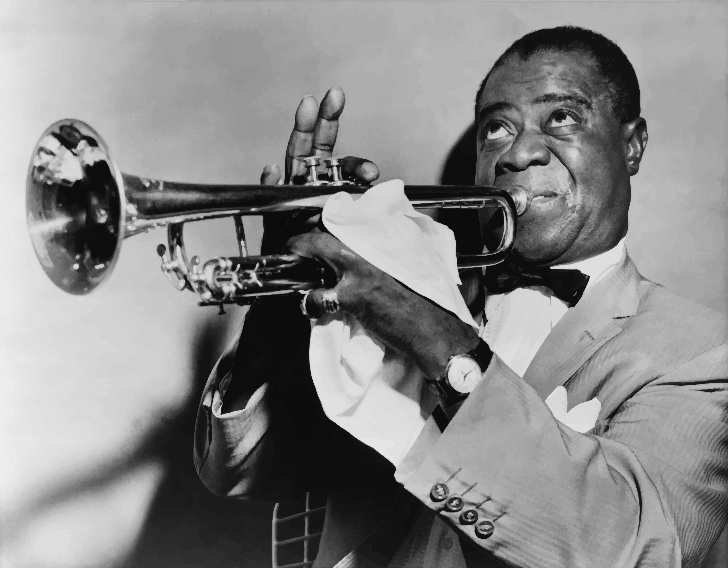 Louis Armstrong by GDJ