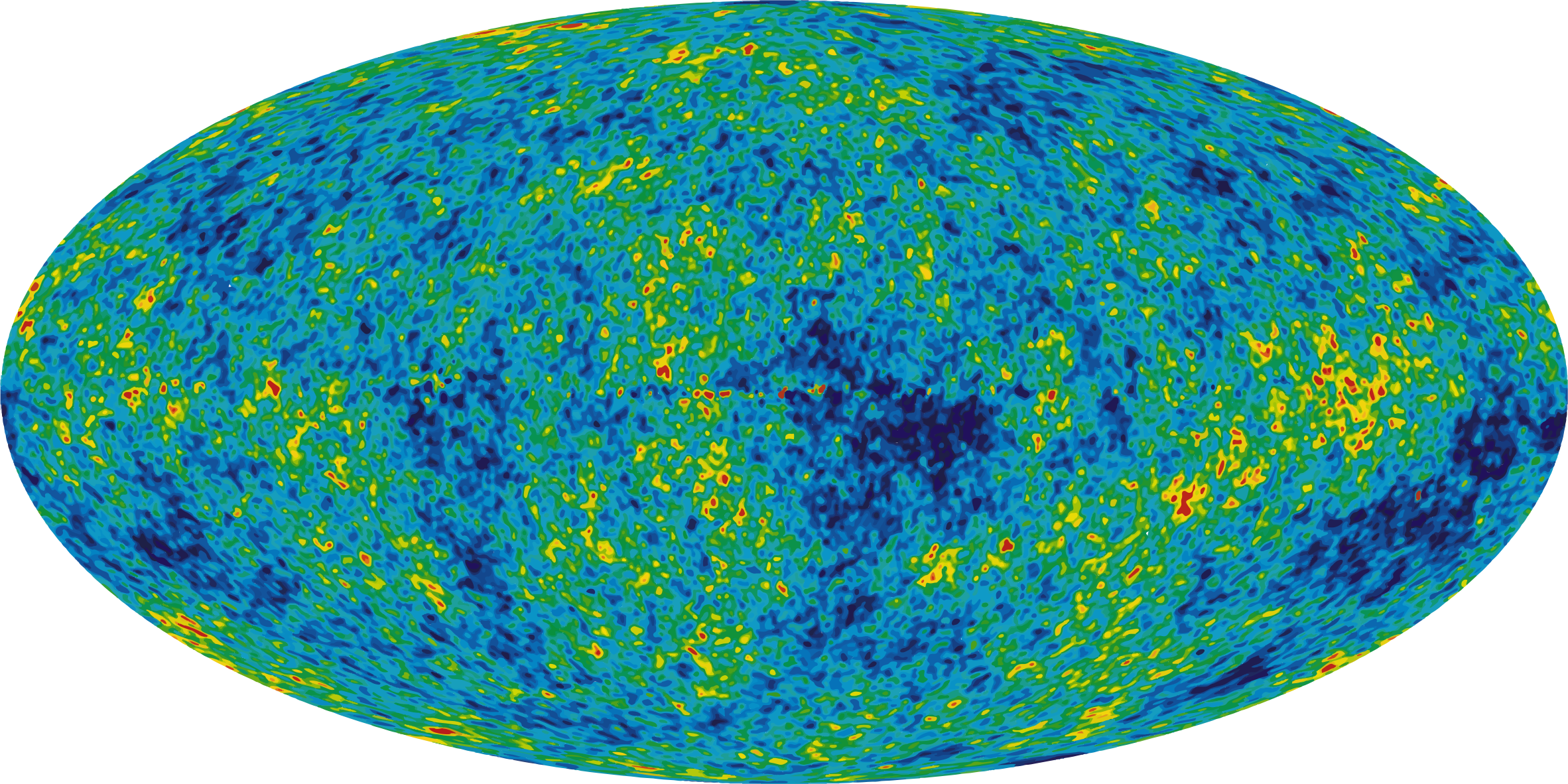 NASA WMAP Five Year Microwave Sky by GDJ