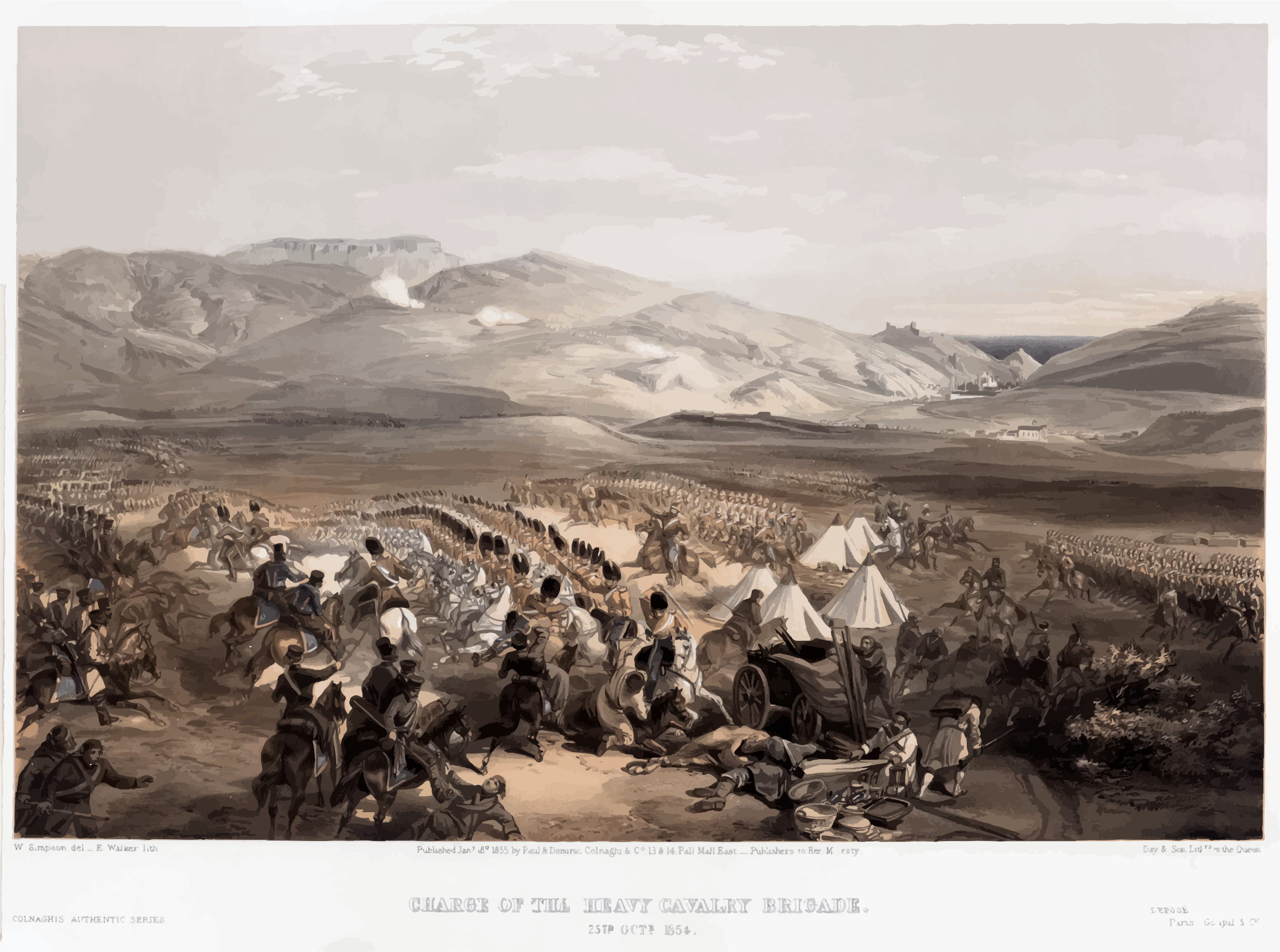 Battle Of Balaklava by GDJ