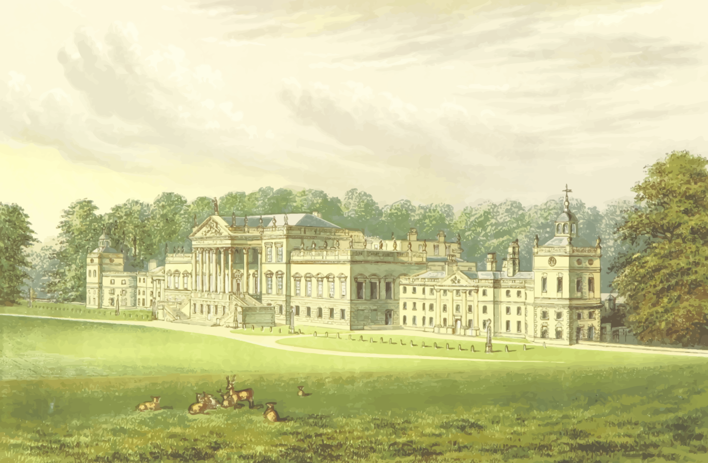 Wentworth House by Firkin