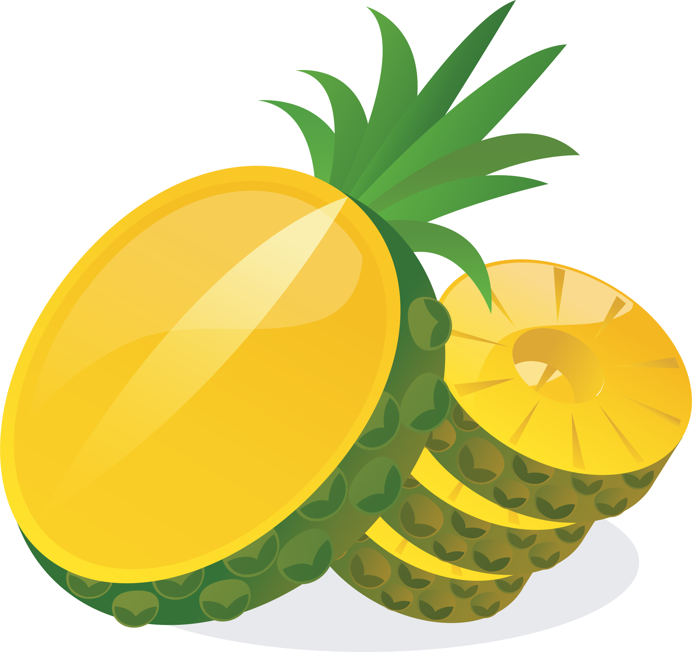Pineapple by GDJ