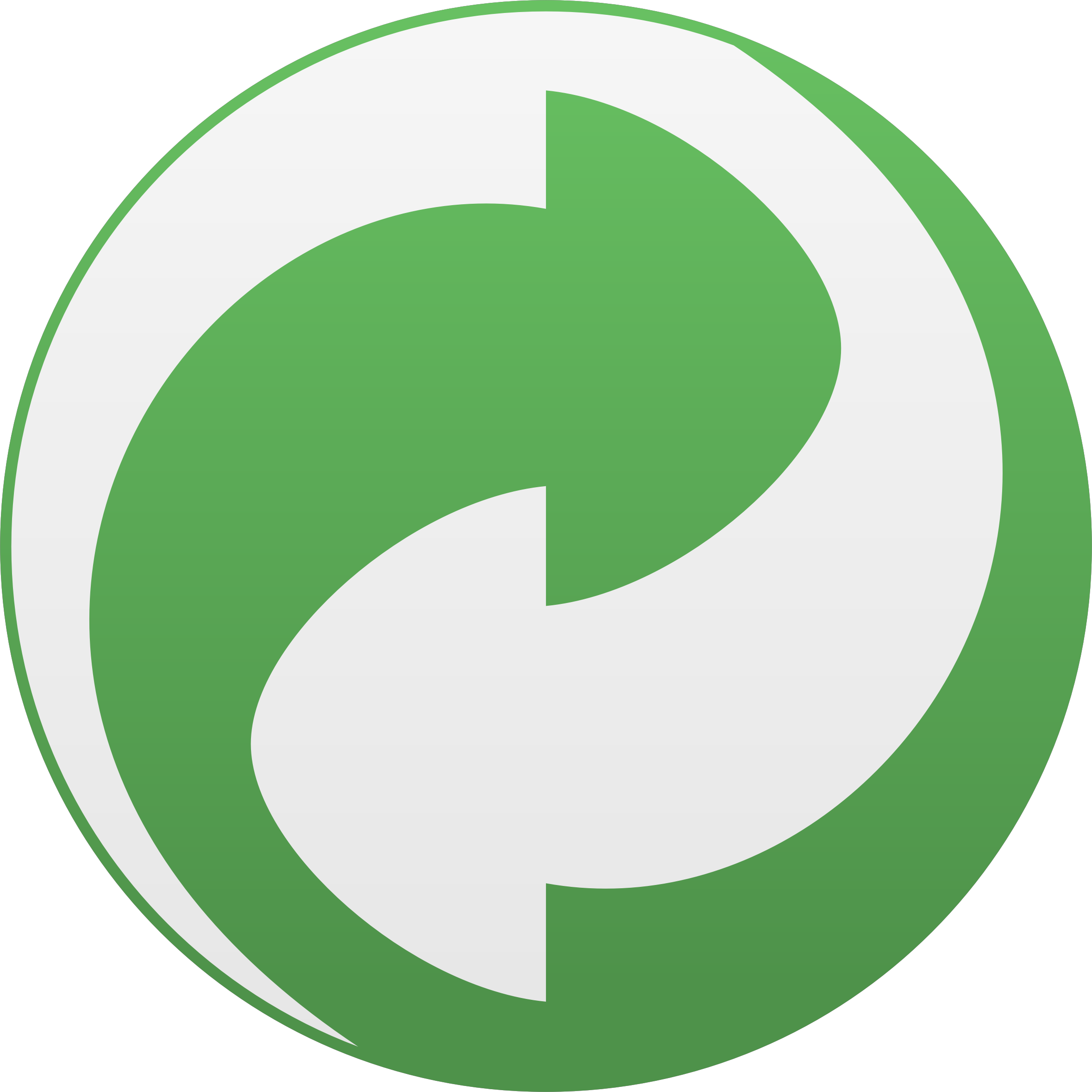 Recycling Symbol by GDJ