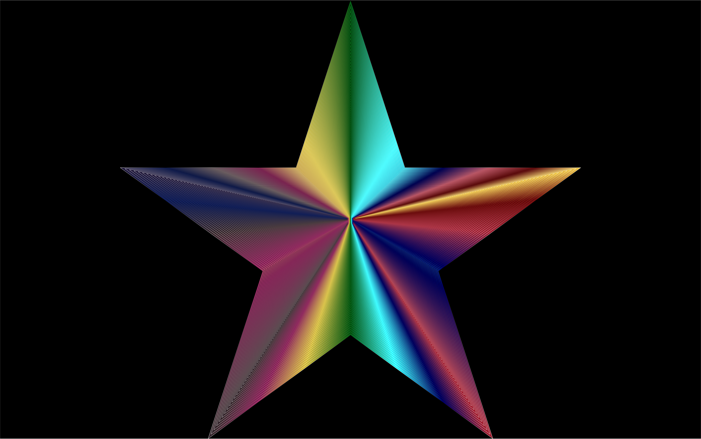 clipart psychedelic star abstract clip art free images abstract clip art free