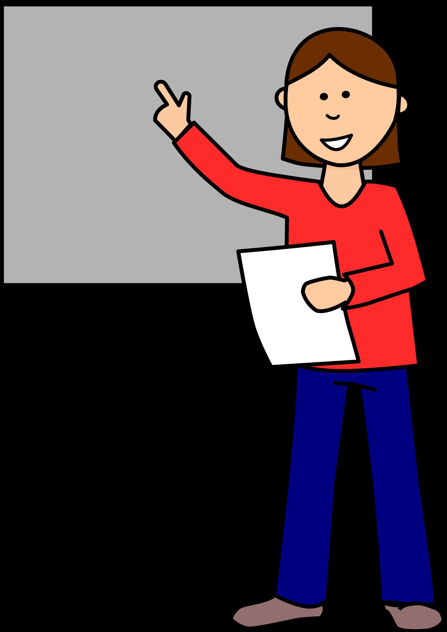 student classroom presentation by pietluk