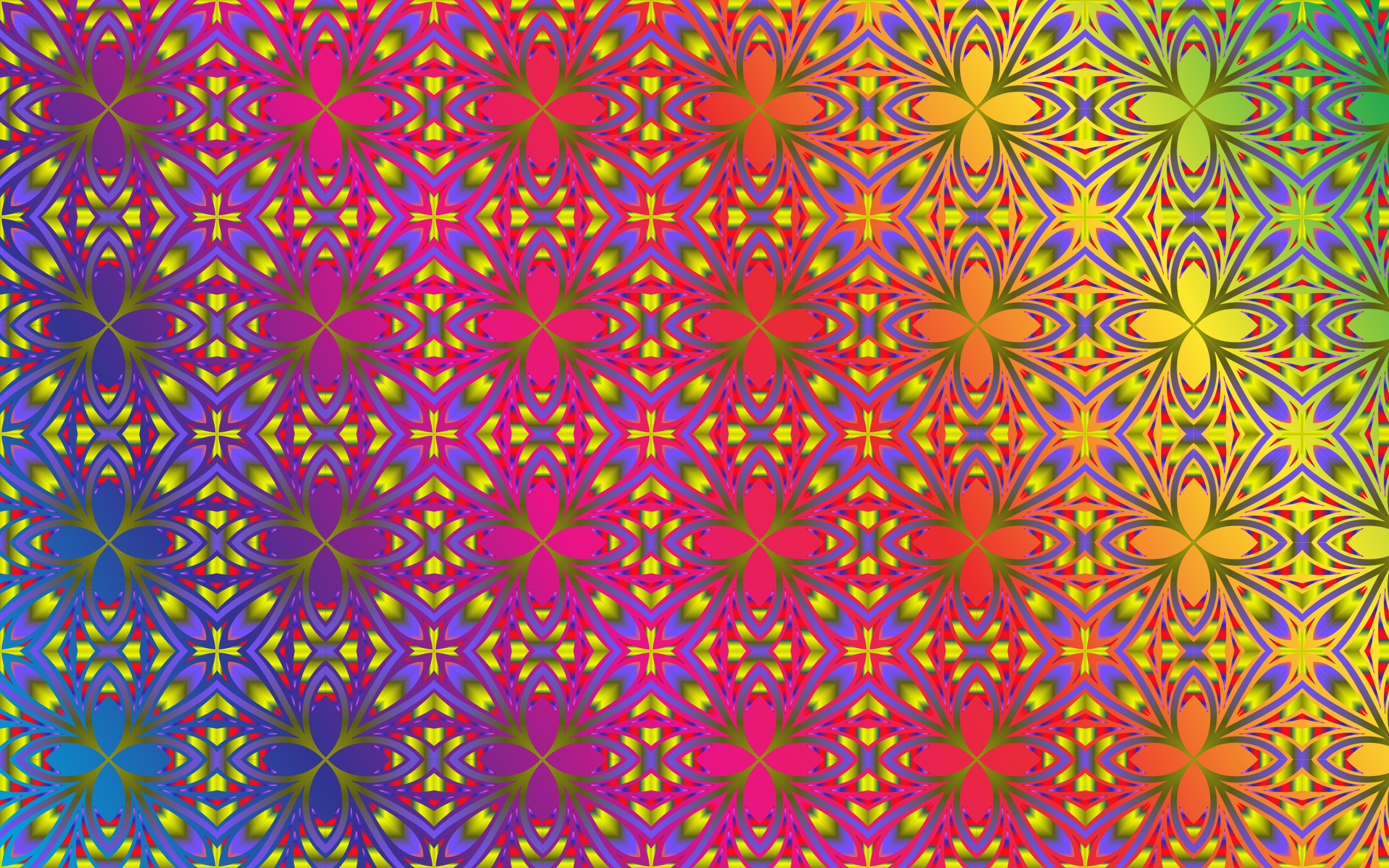 Psychedelic Wallpaper 2 by GDJ