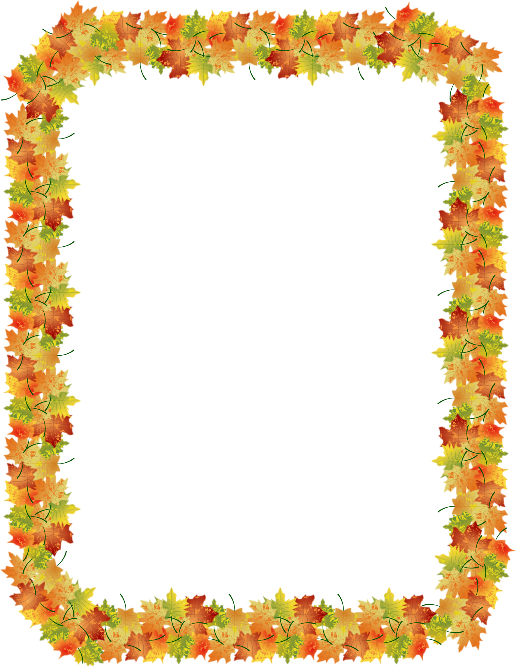 clipart autumn border rh openclipart org autumn leaves border clip art free autumn leaves border clip art free