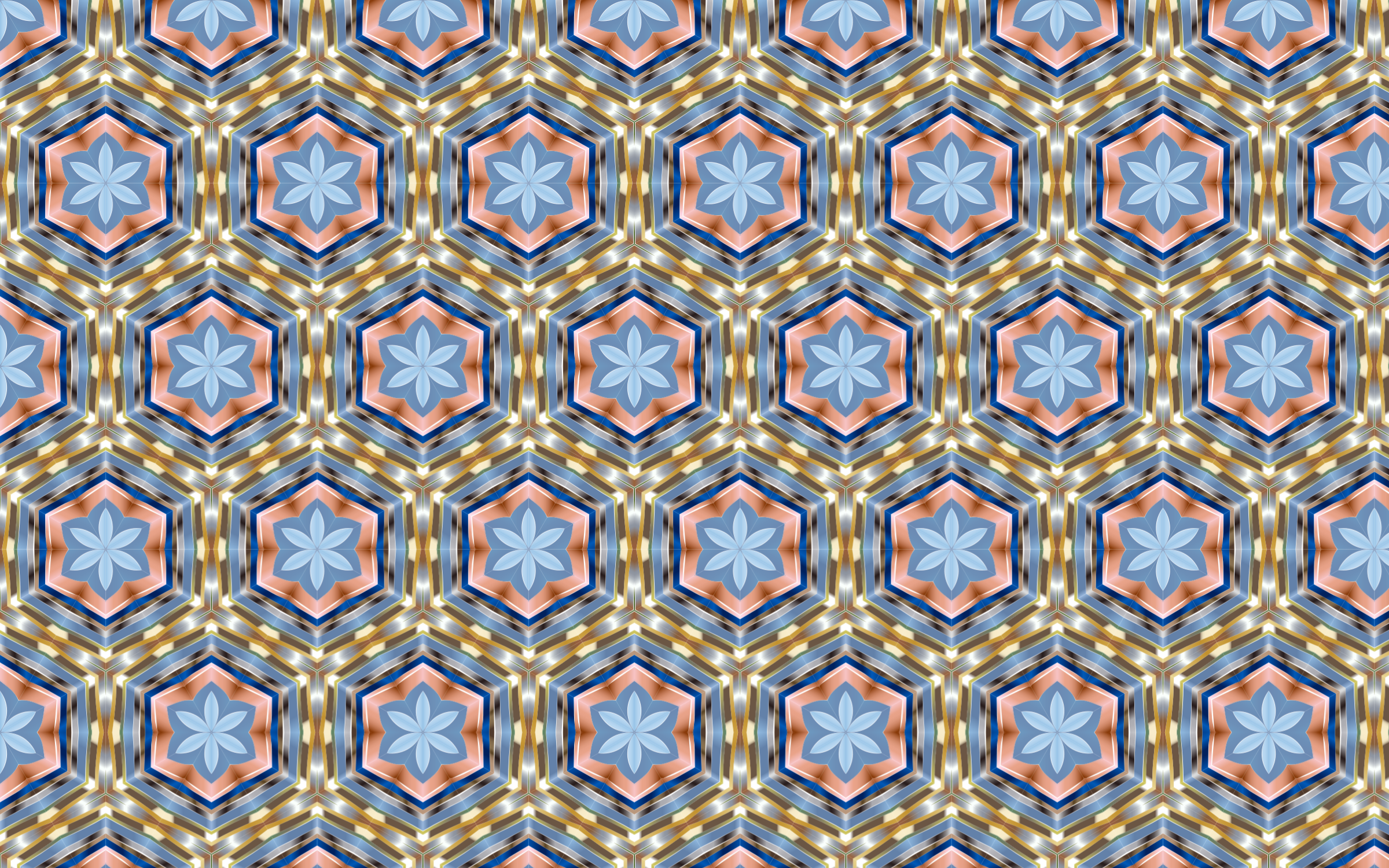 Seamless Pattern 63 by GDJ