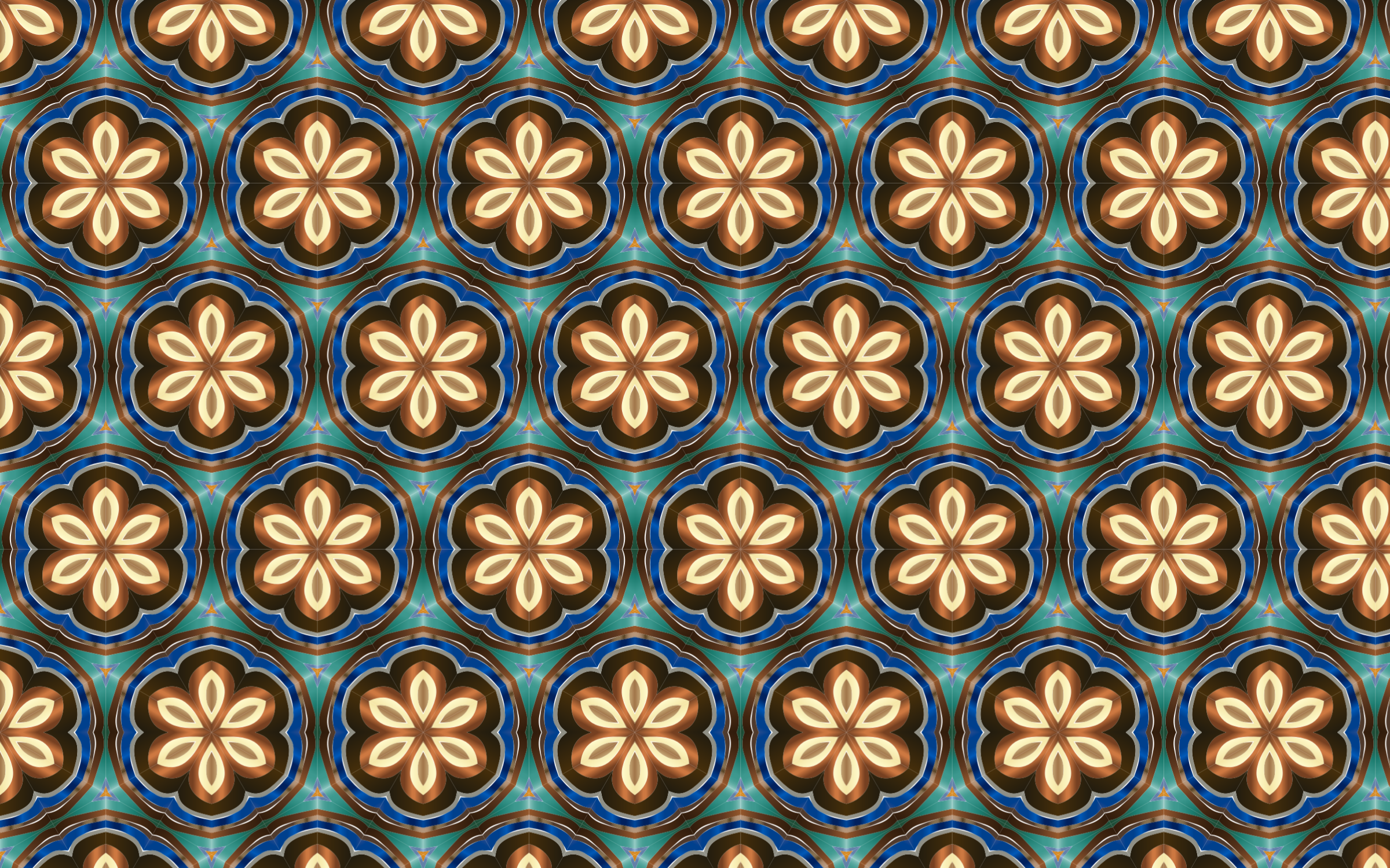 Seamless Pattern 64 by GDJ