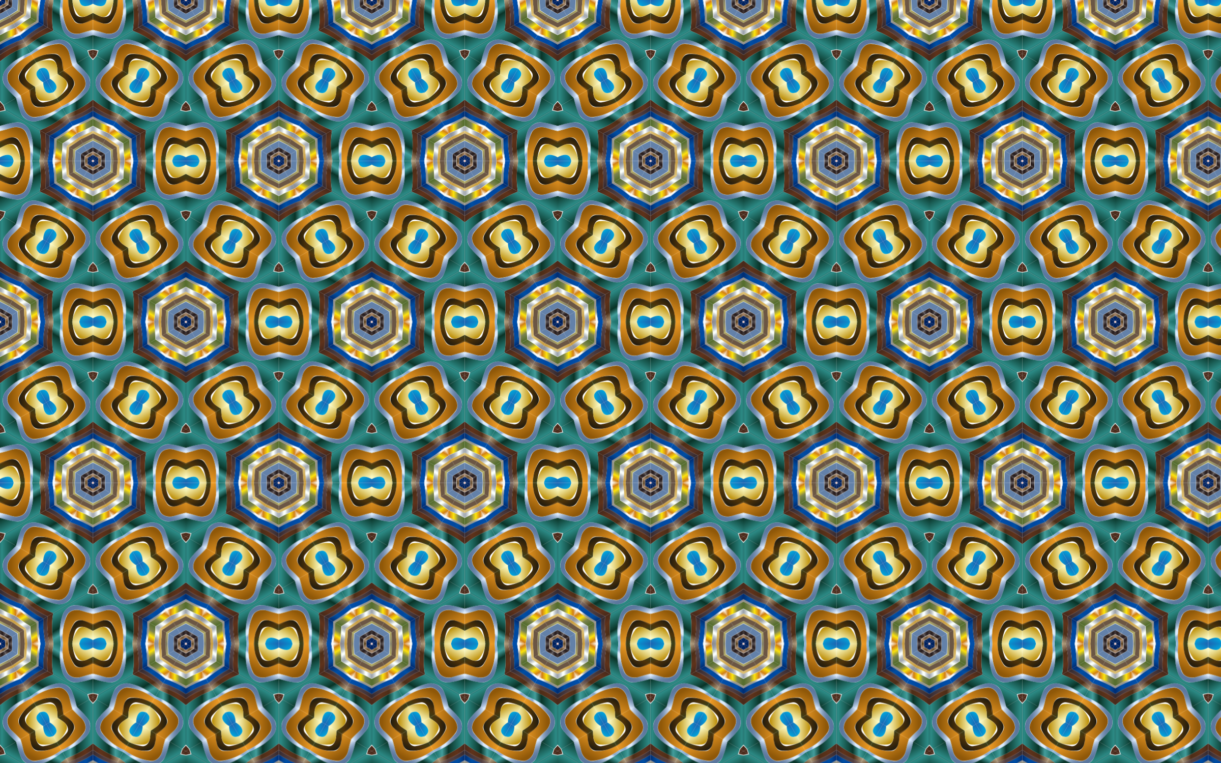 Seamless Pattern 65 by GDJ