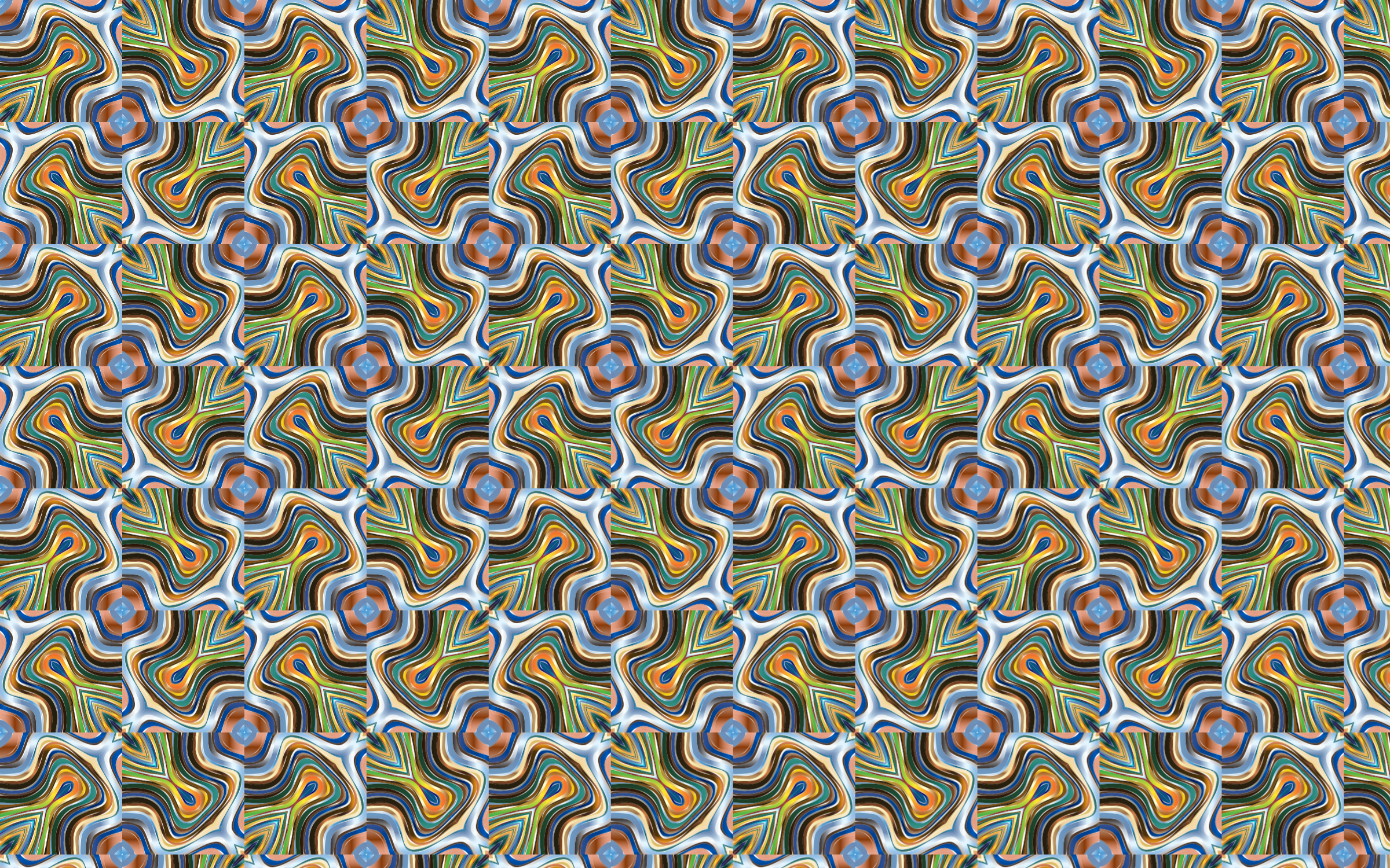 Seamless Pattern 70 by GDJ