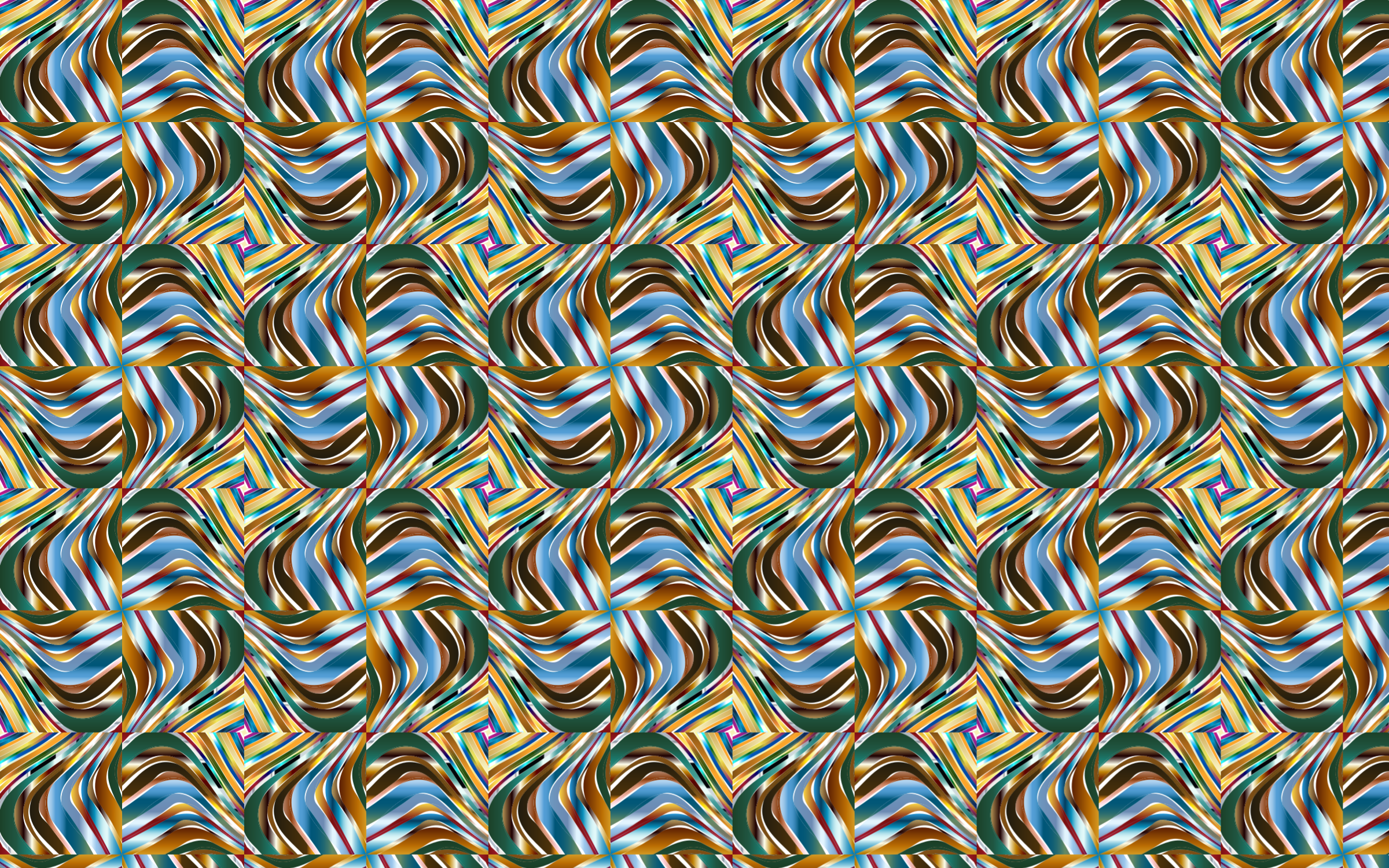 Seamless Pattern 72 by GDJ
