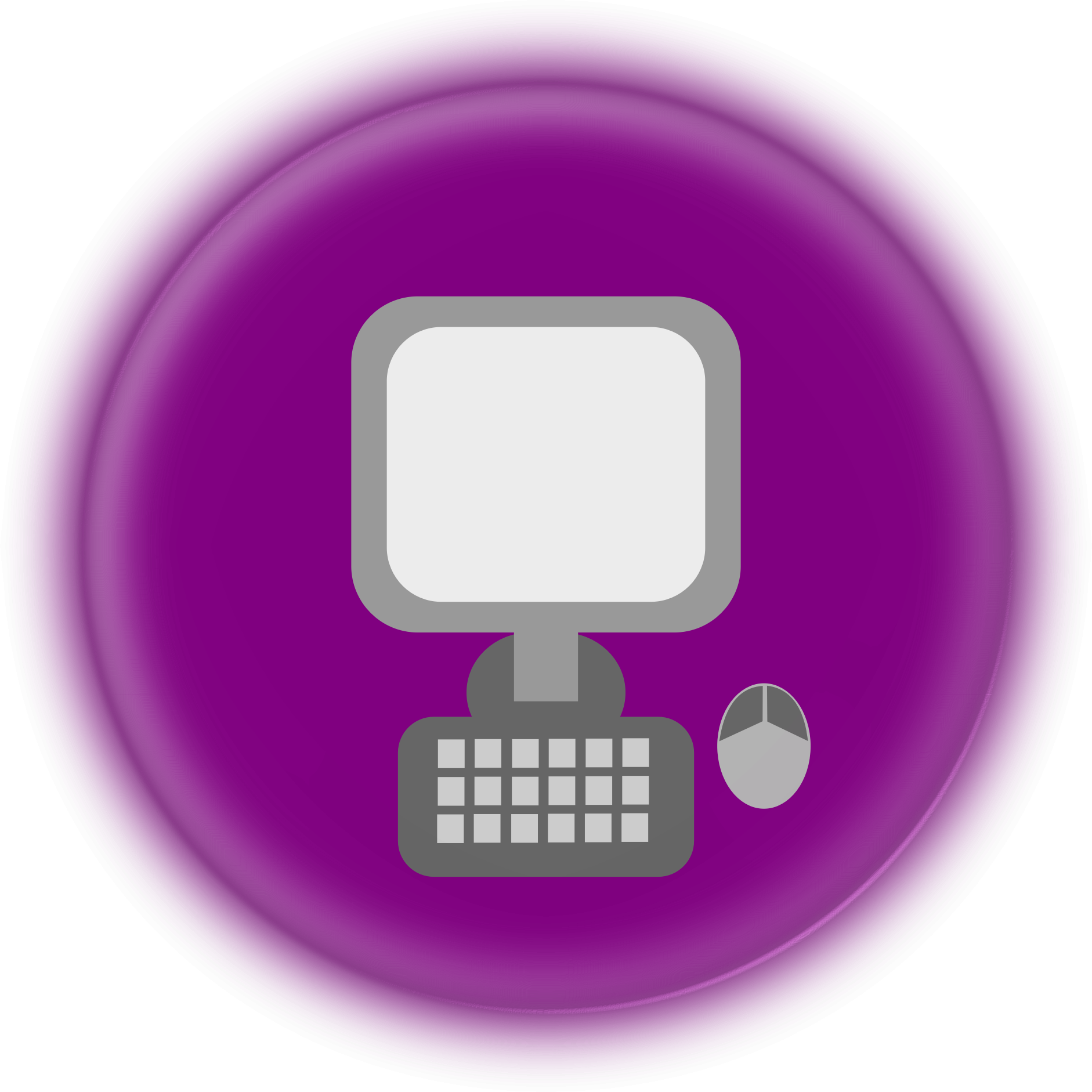 Computer Icon by isaiah658