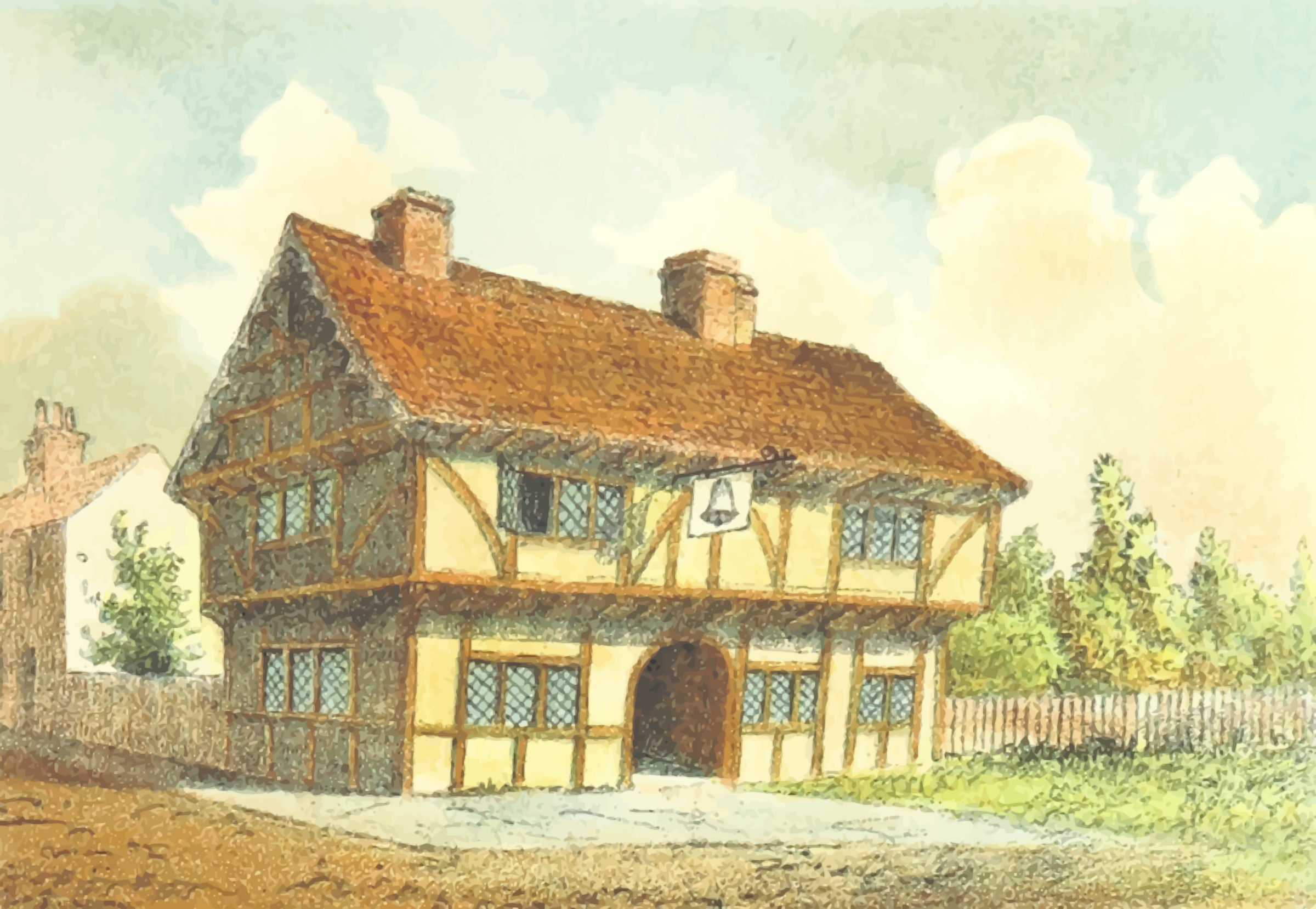 Foxe's Birthplace by Firkin