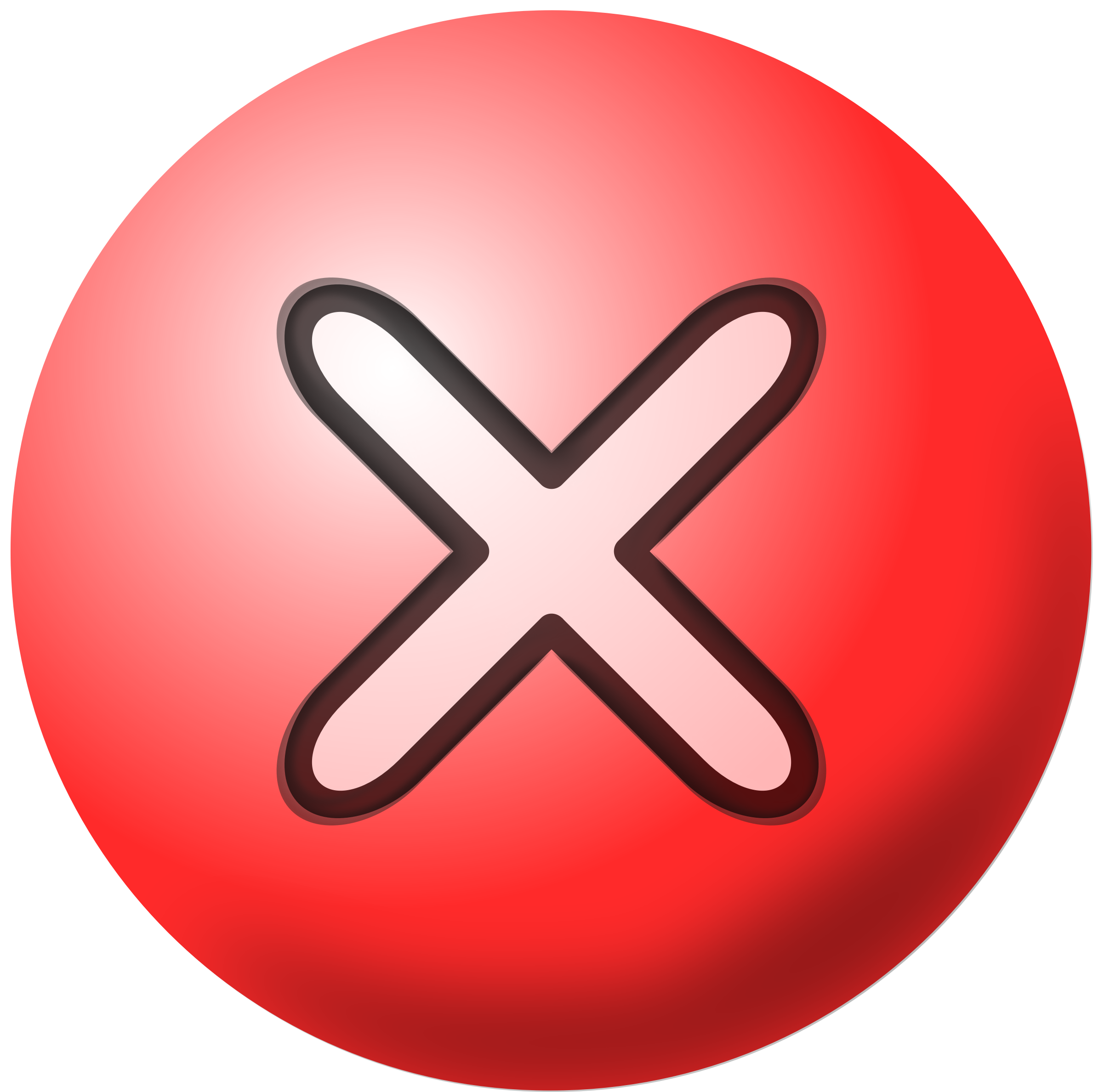 Red x icon by isaiah658