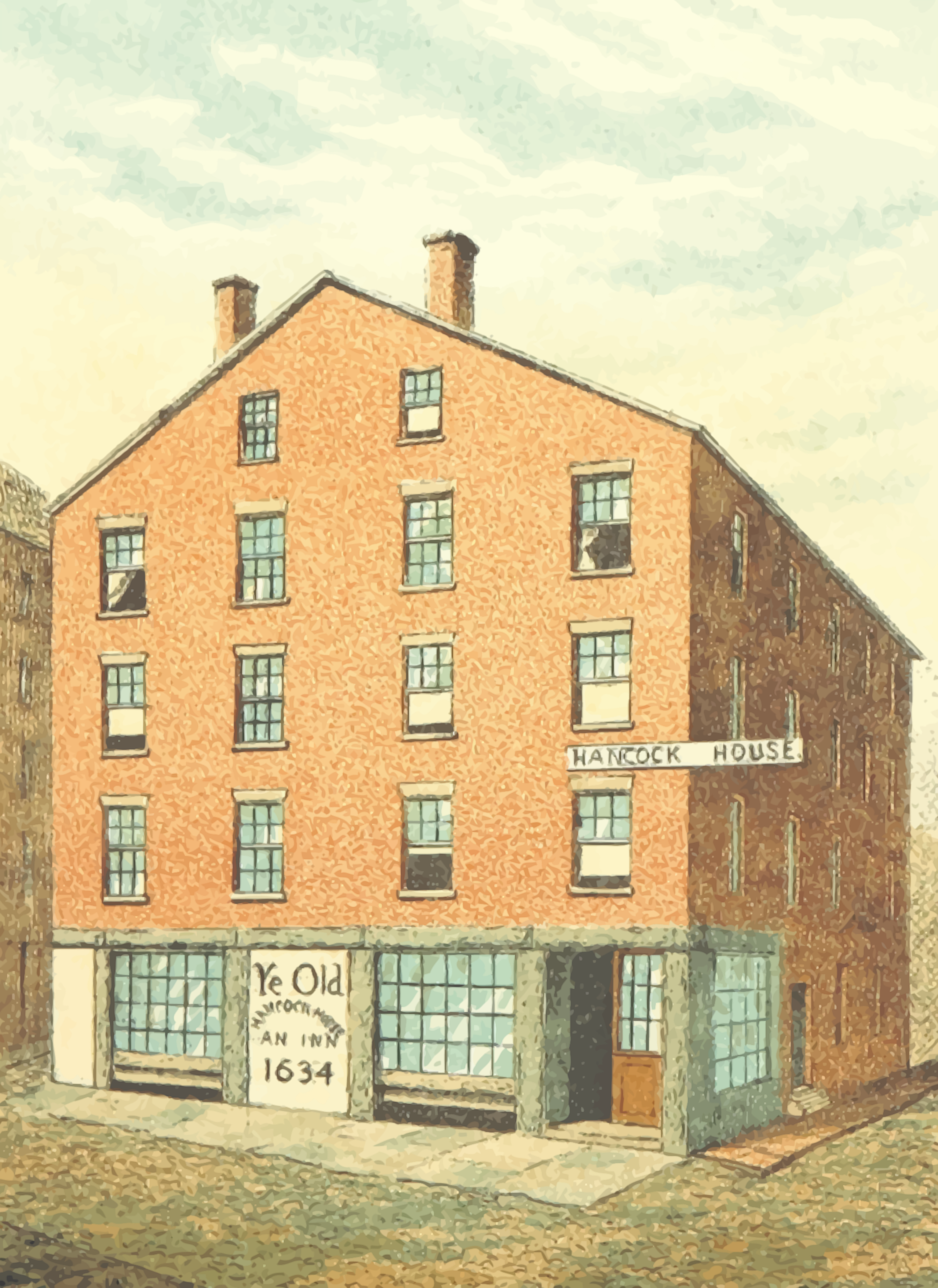 Hancock Tavern by Firkin