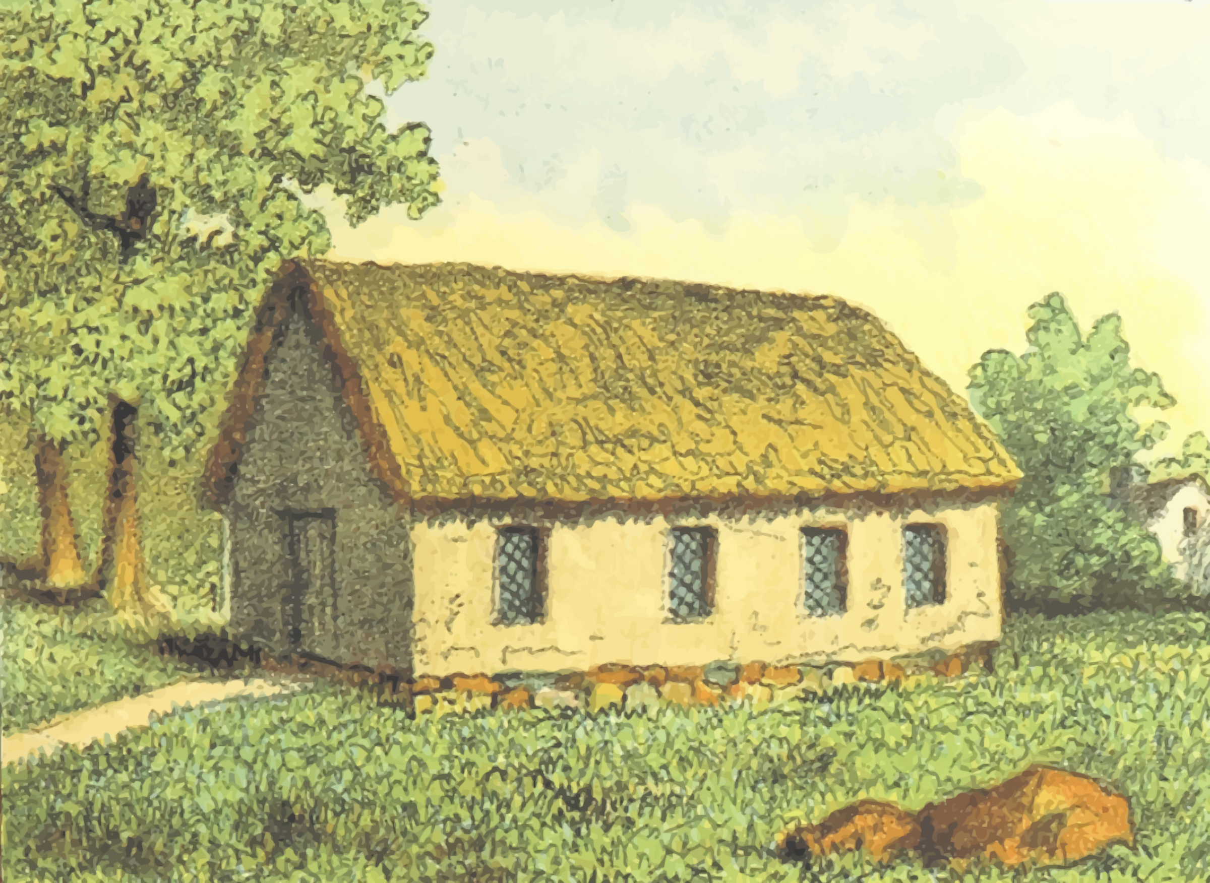 First Meeting House by Firkin