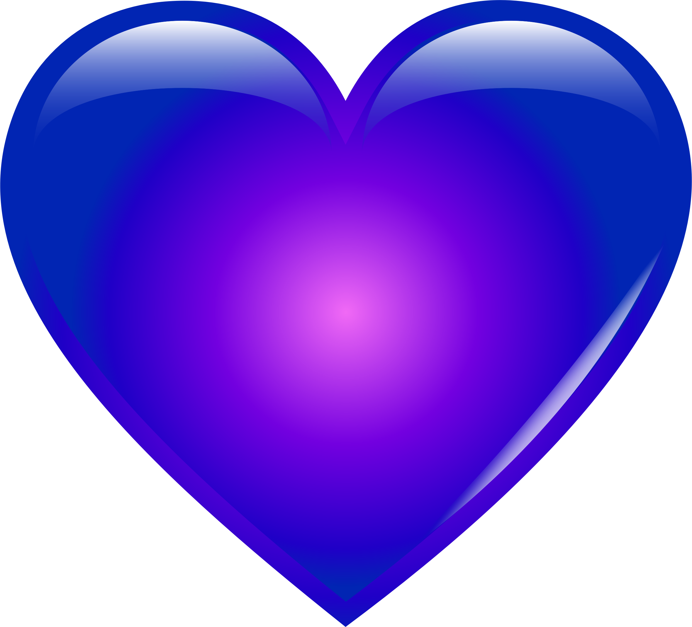 Blue Heart by GDJ