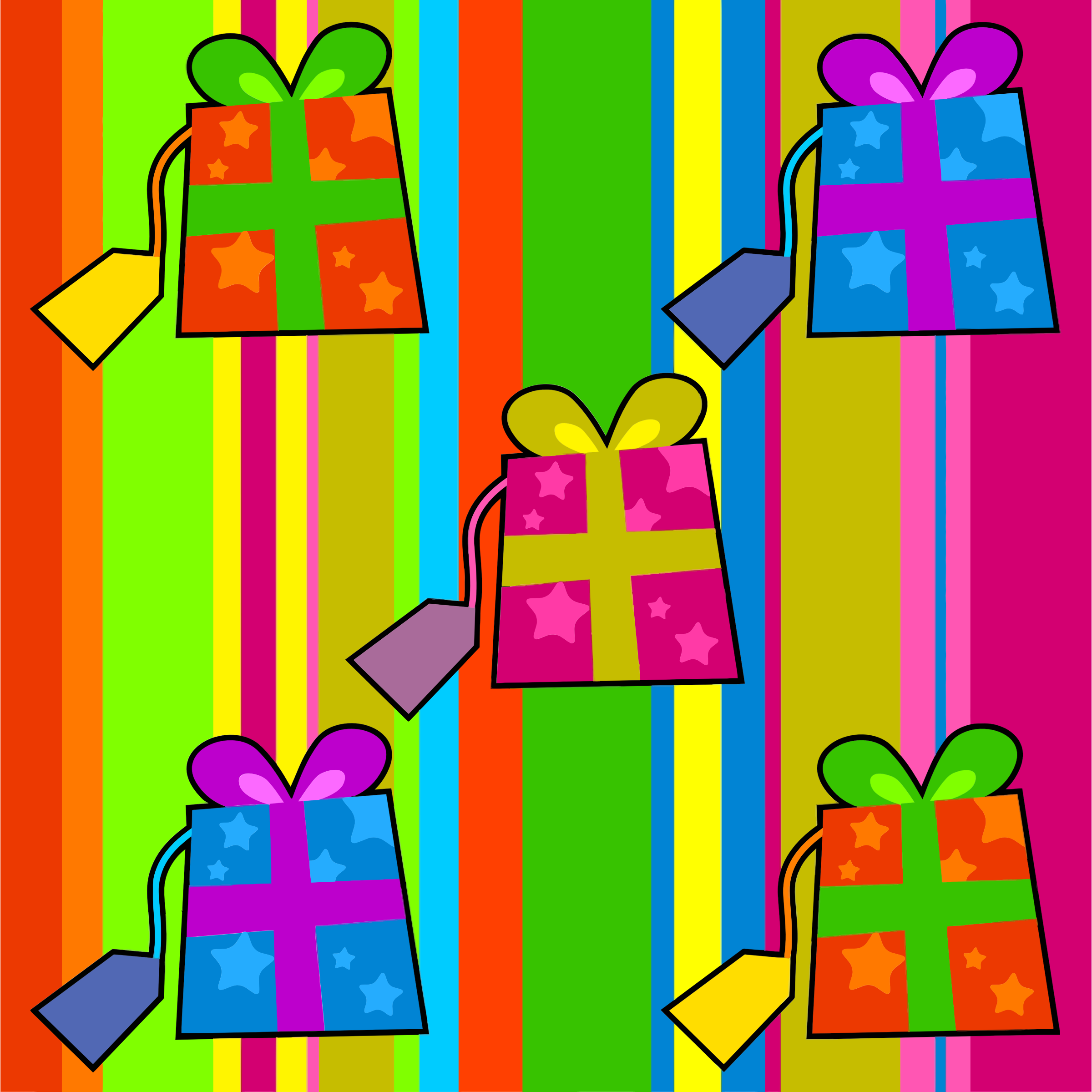 Gifts Presents by GDJ