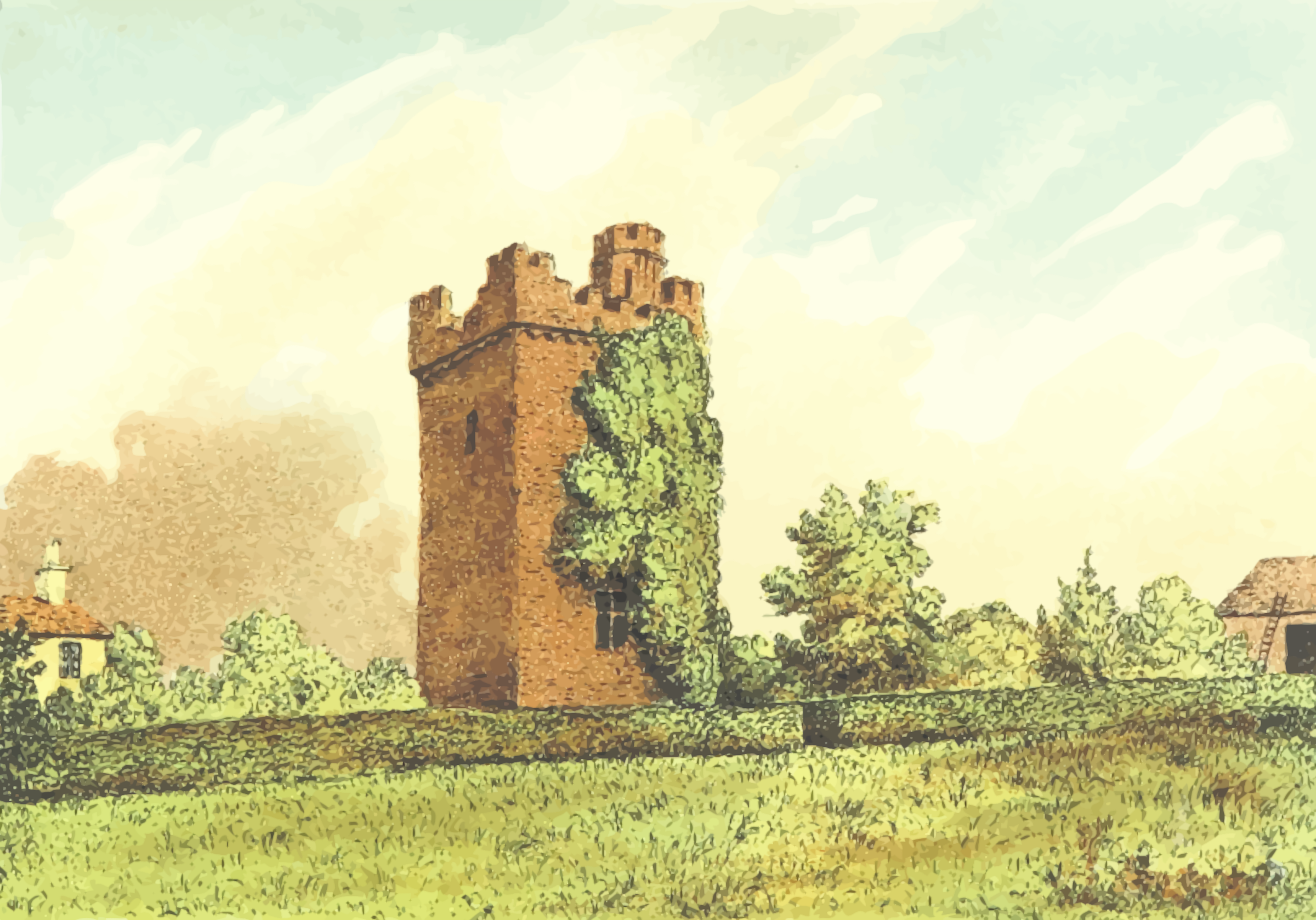 Rochford Tower by Firkin
