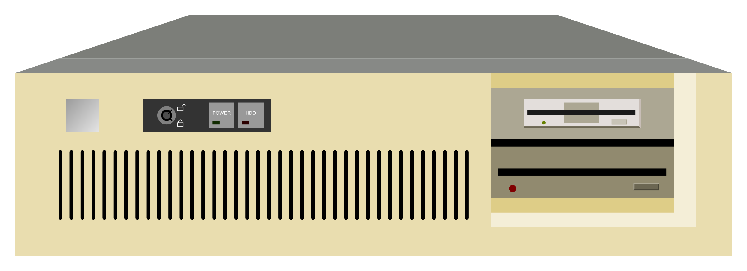 IBM PC AT by jhnri4