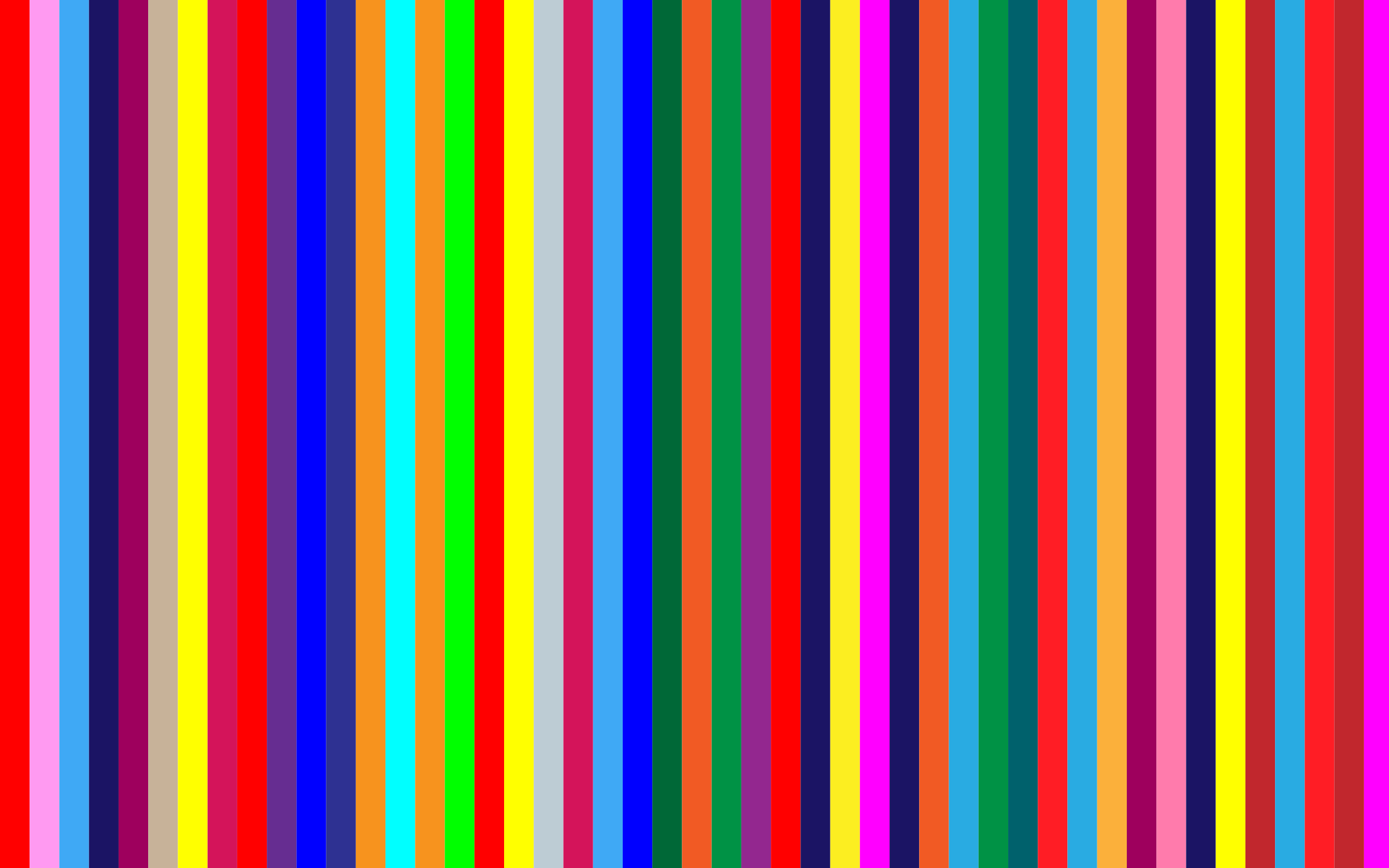 colorful strips