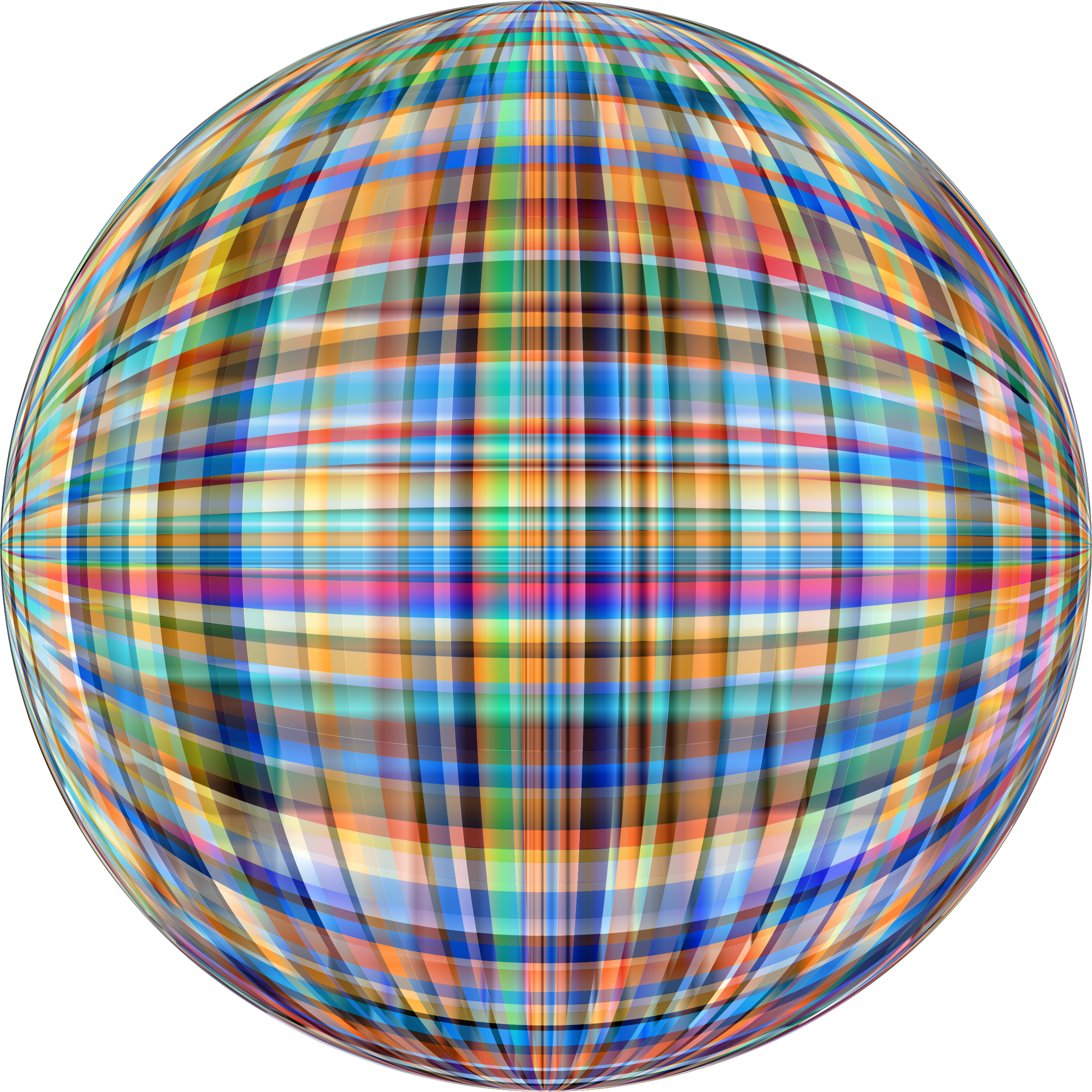 Chromatic Spectral Orb by GDJ