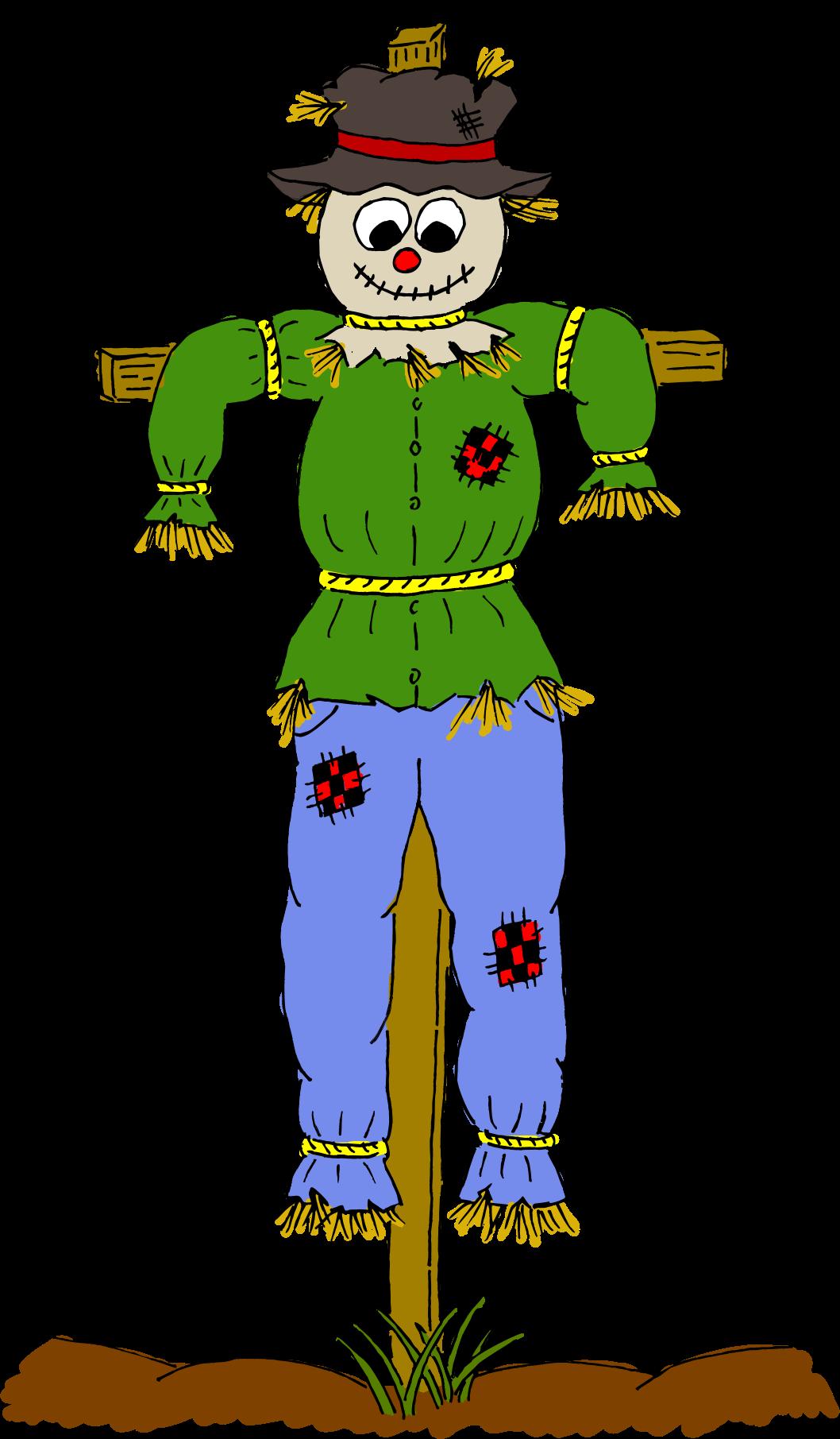 Scarecrow by GDJ