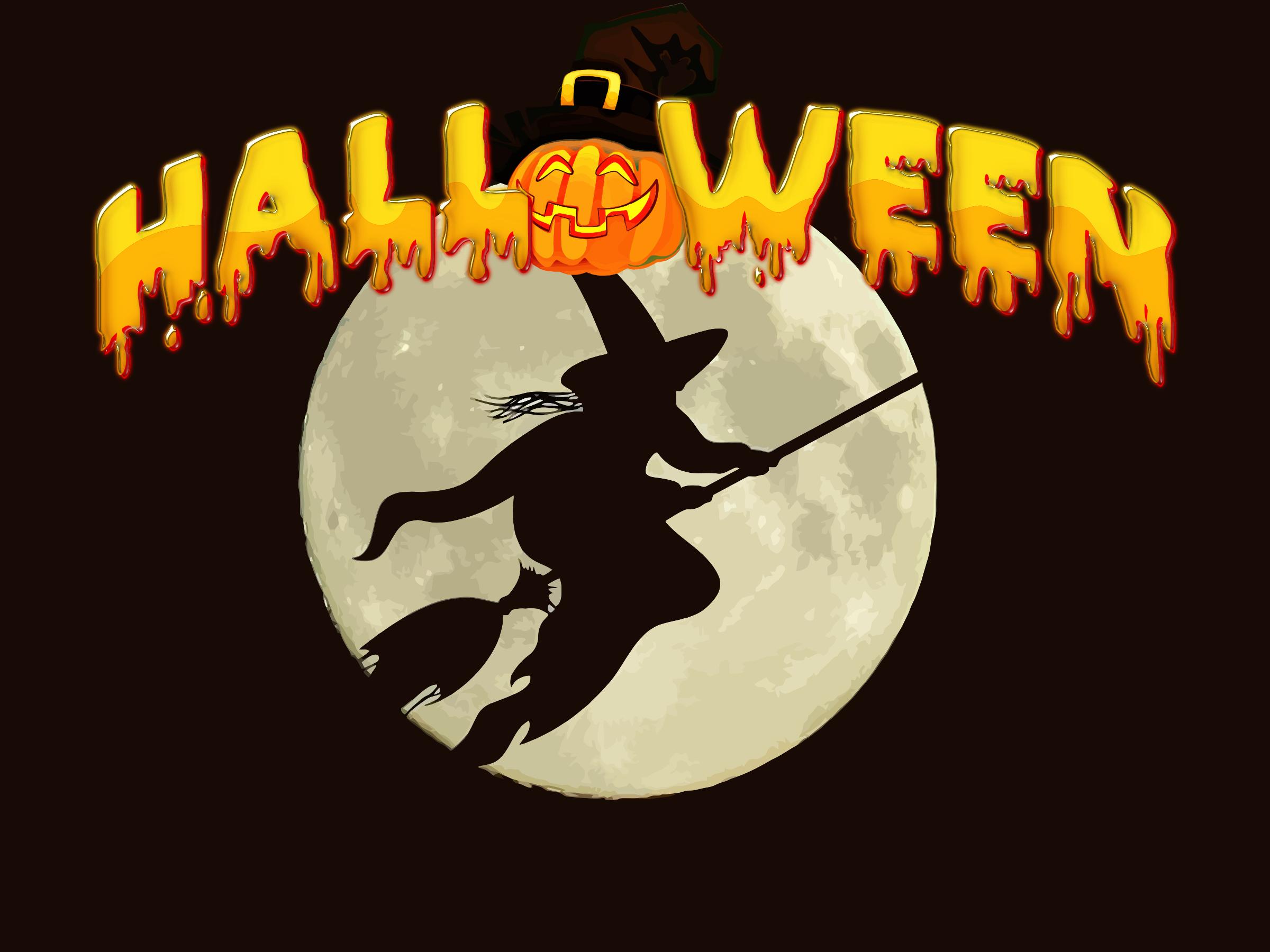 Clipart - Halloween Background 2