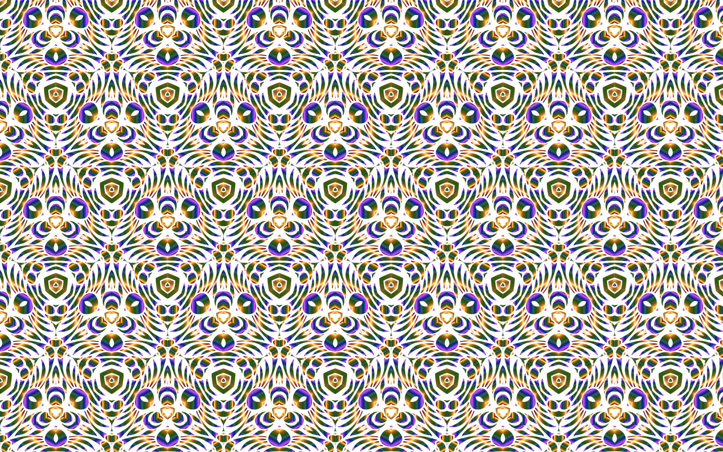 Seamless Pattern 111 by GDJ