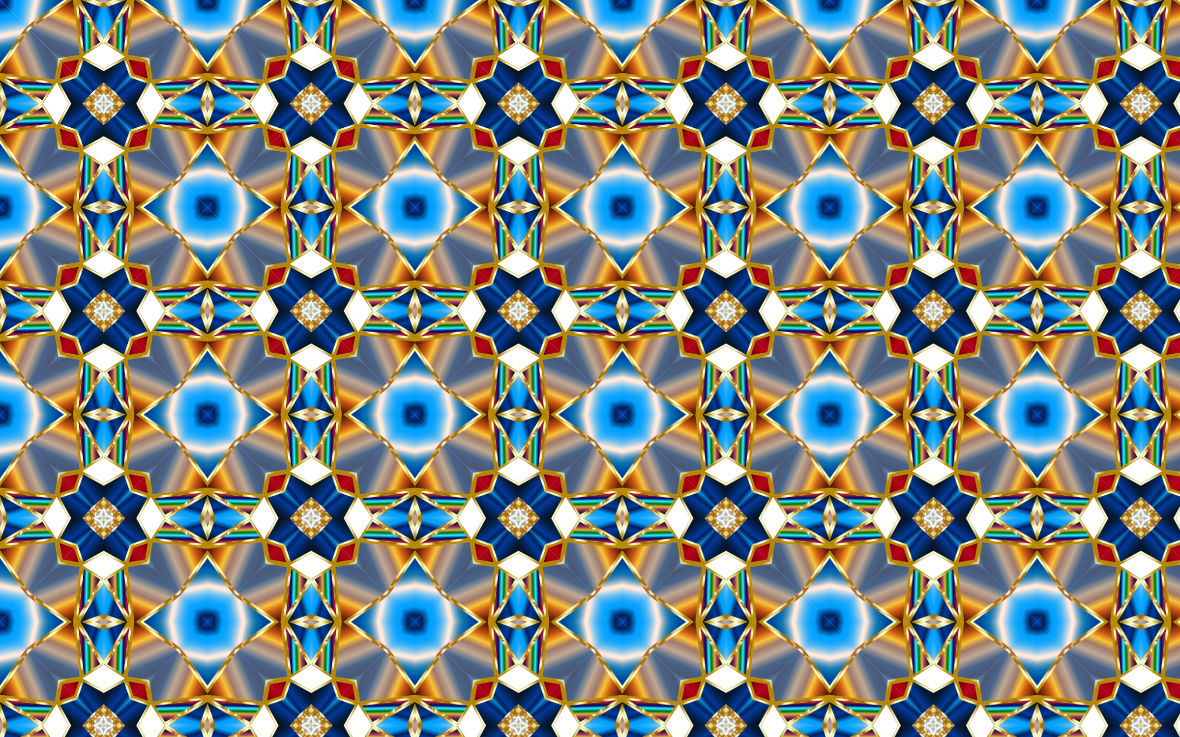 Seamless Pattern 128 by GDJ