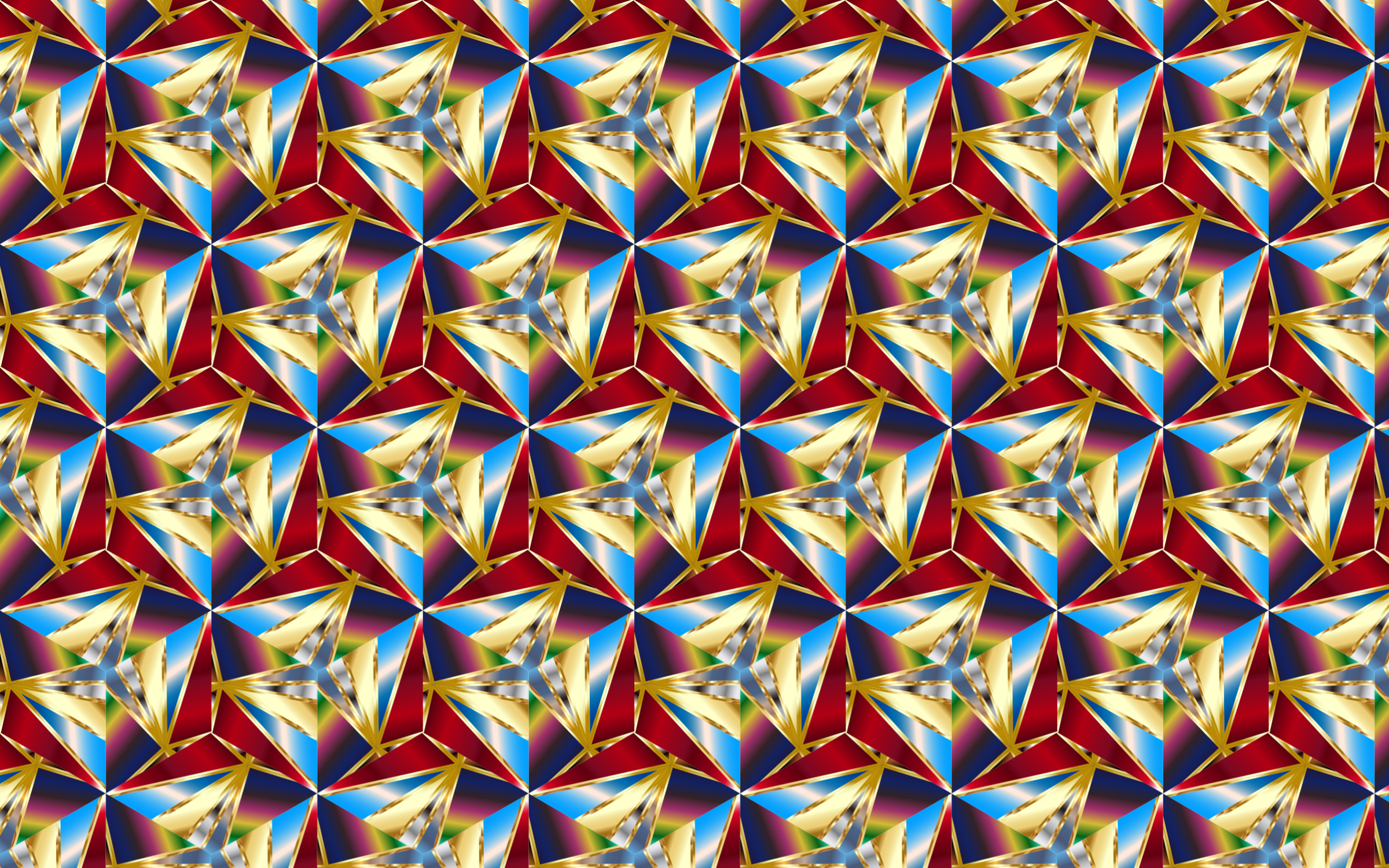 Seamless Pattern 135 by GDJ