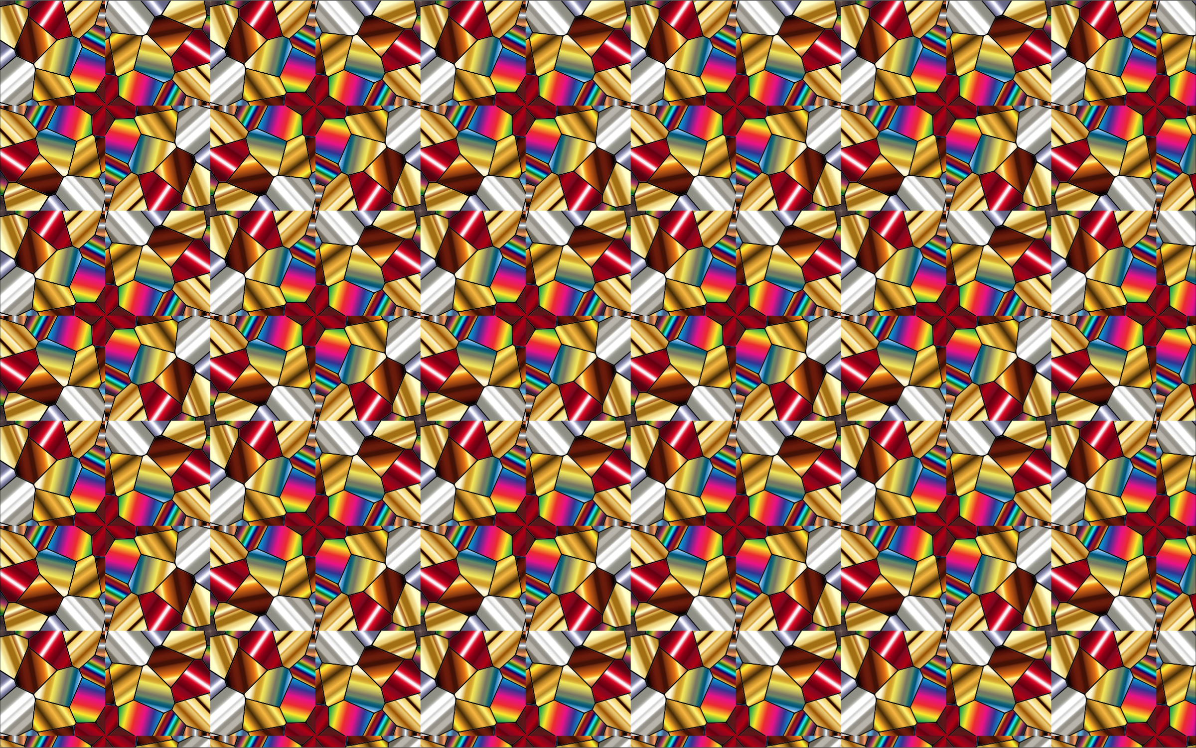 Seamless Pattern 138 by GDJ