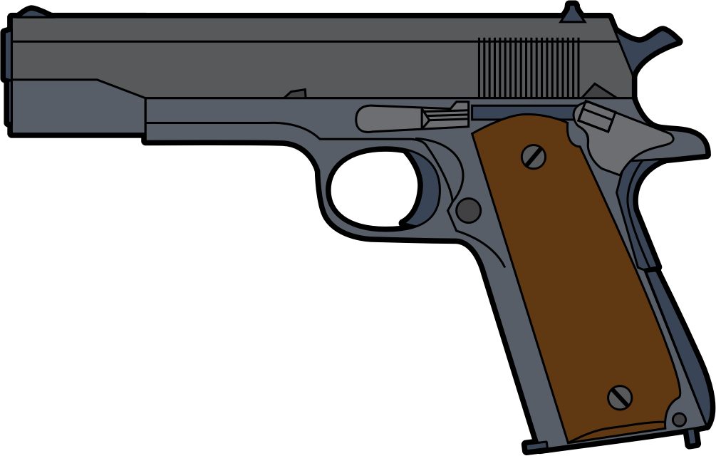 Colt 45 - M1911 by ray4ad