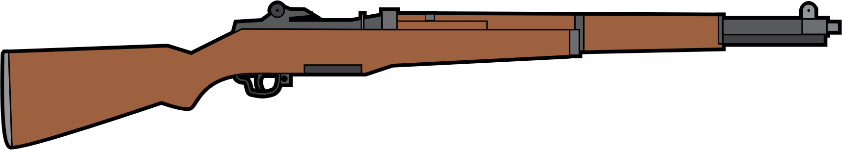M-1 Garand rifle by ray4ad