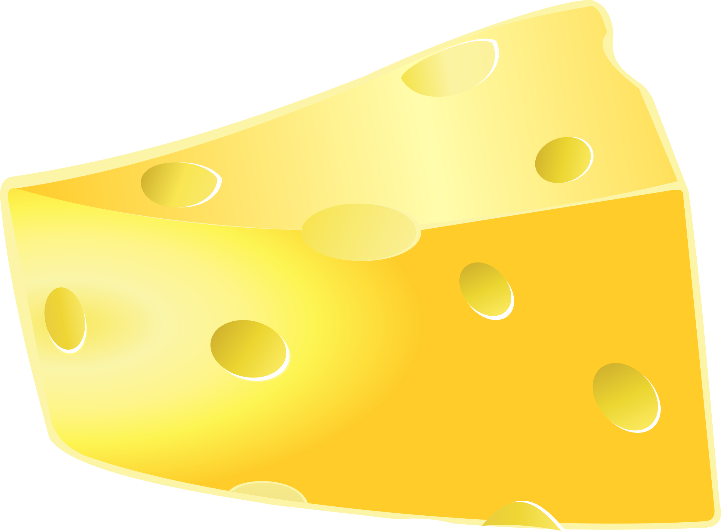 Swiss Cheese by GDJ