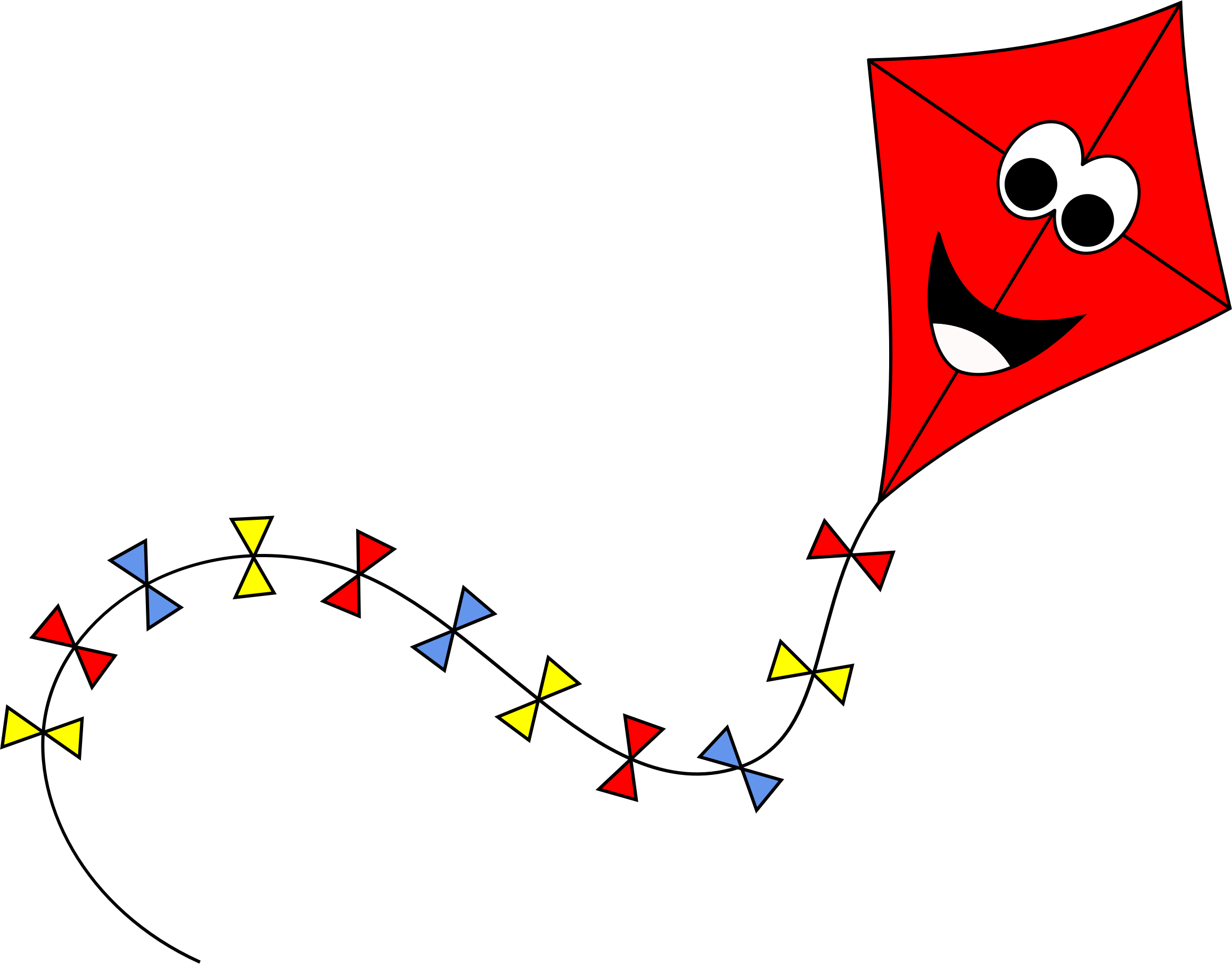clipart images of kite - photo #36