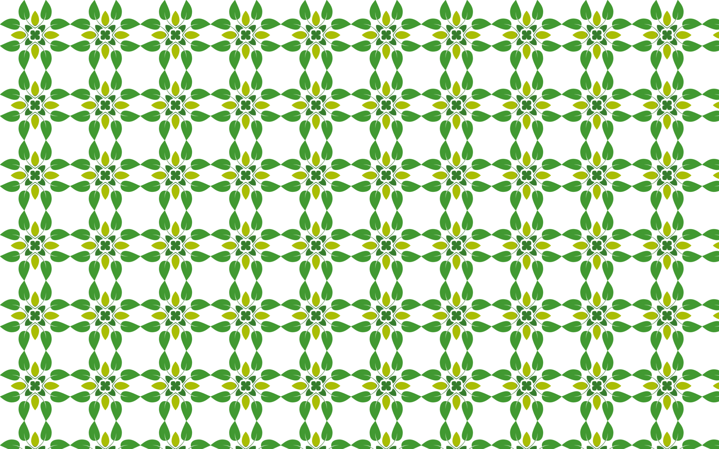 Leafy Design Seamless Pattern by GDJ