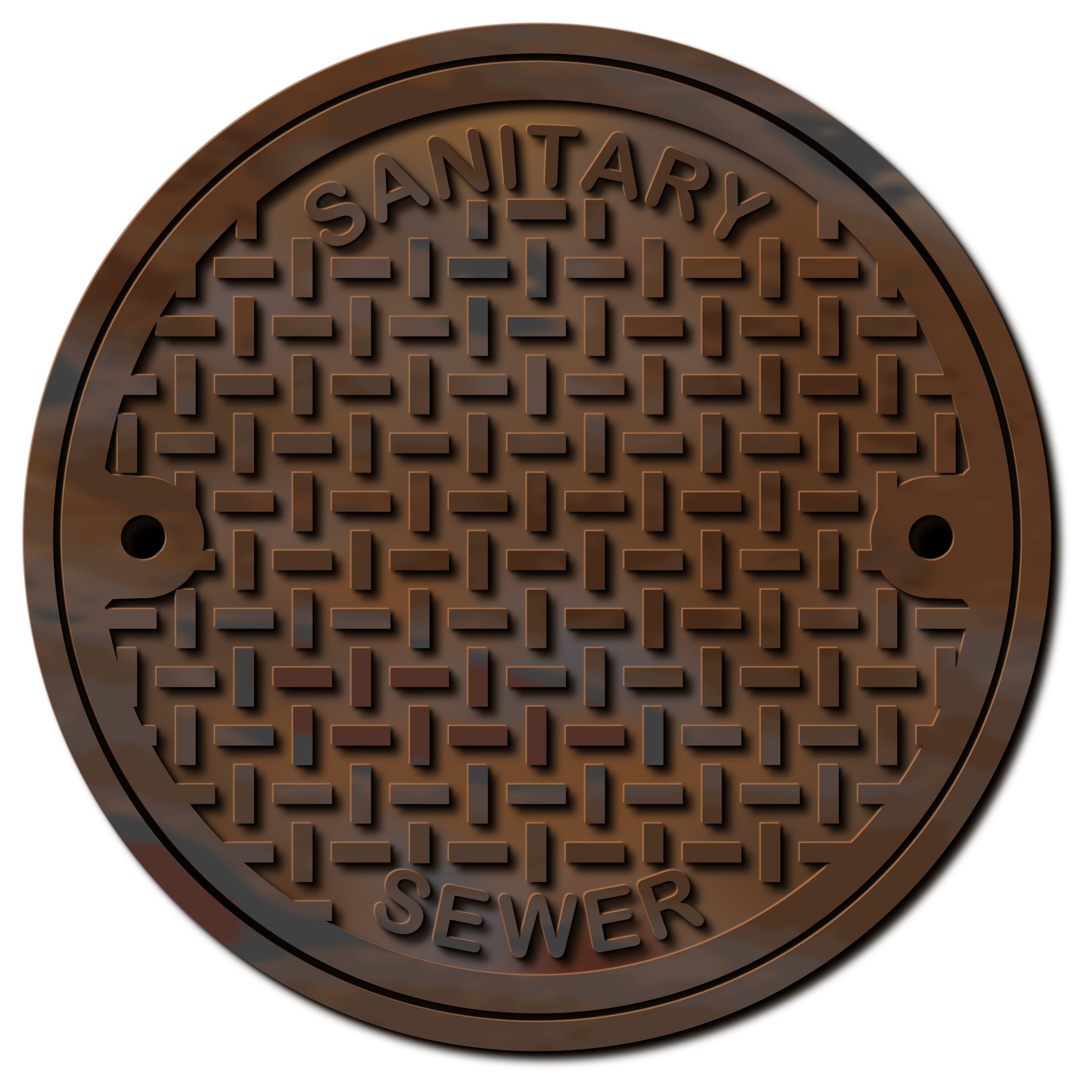 Sewer Manhole Cover by gubrww2