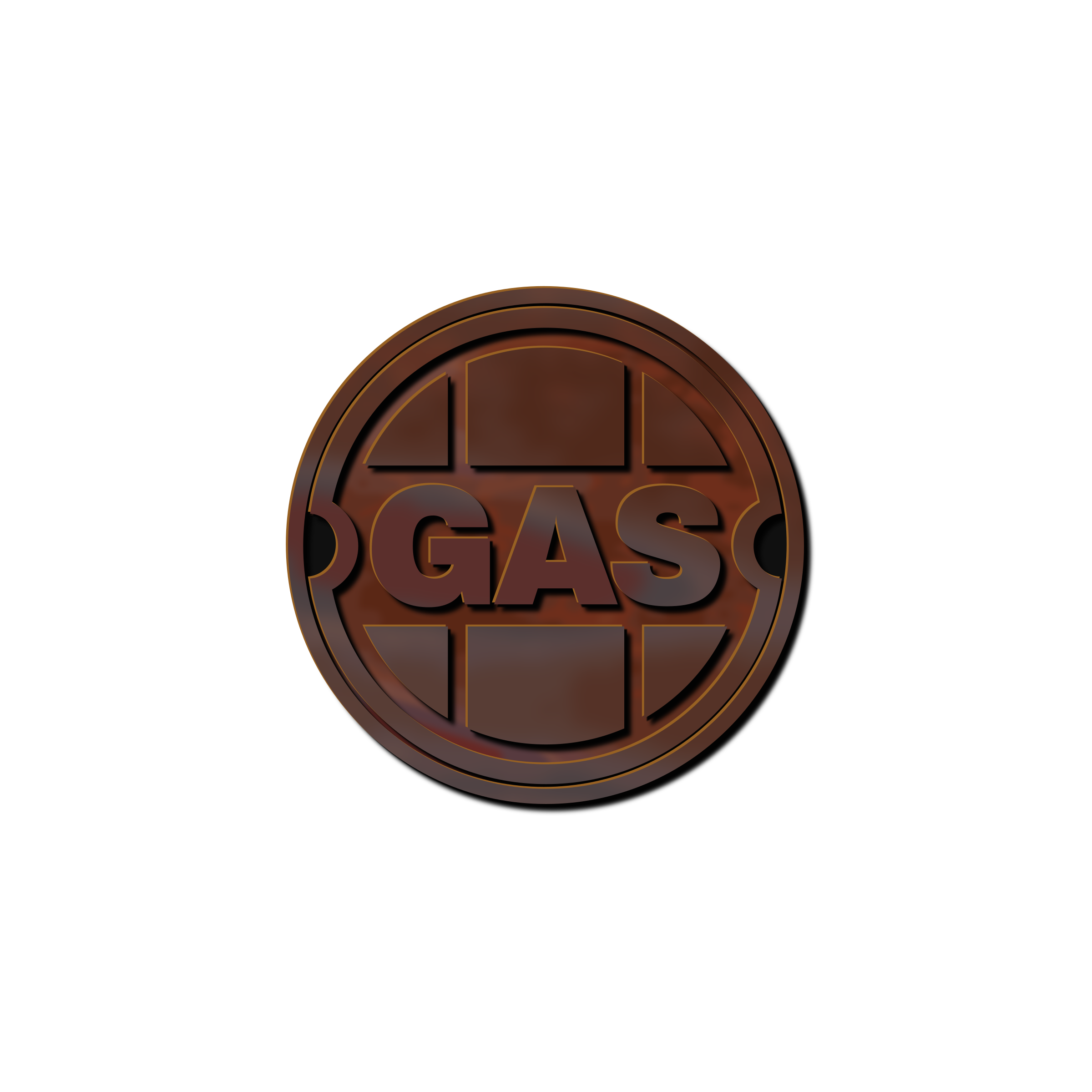 Gas Valve Vault Cover by gubrww2