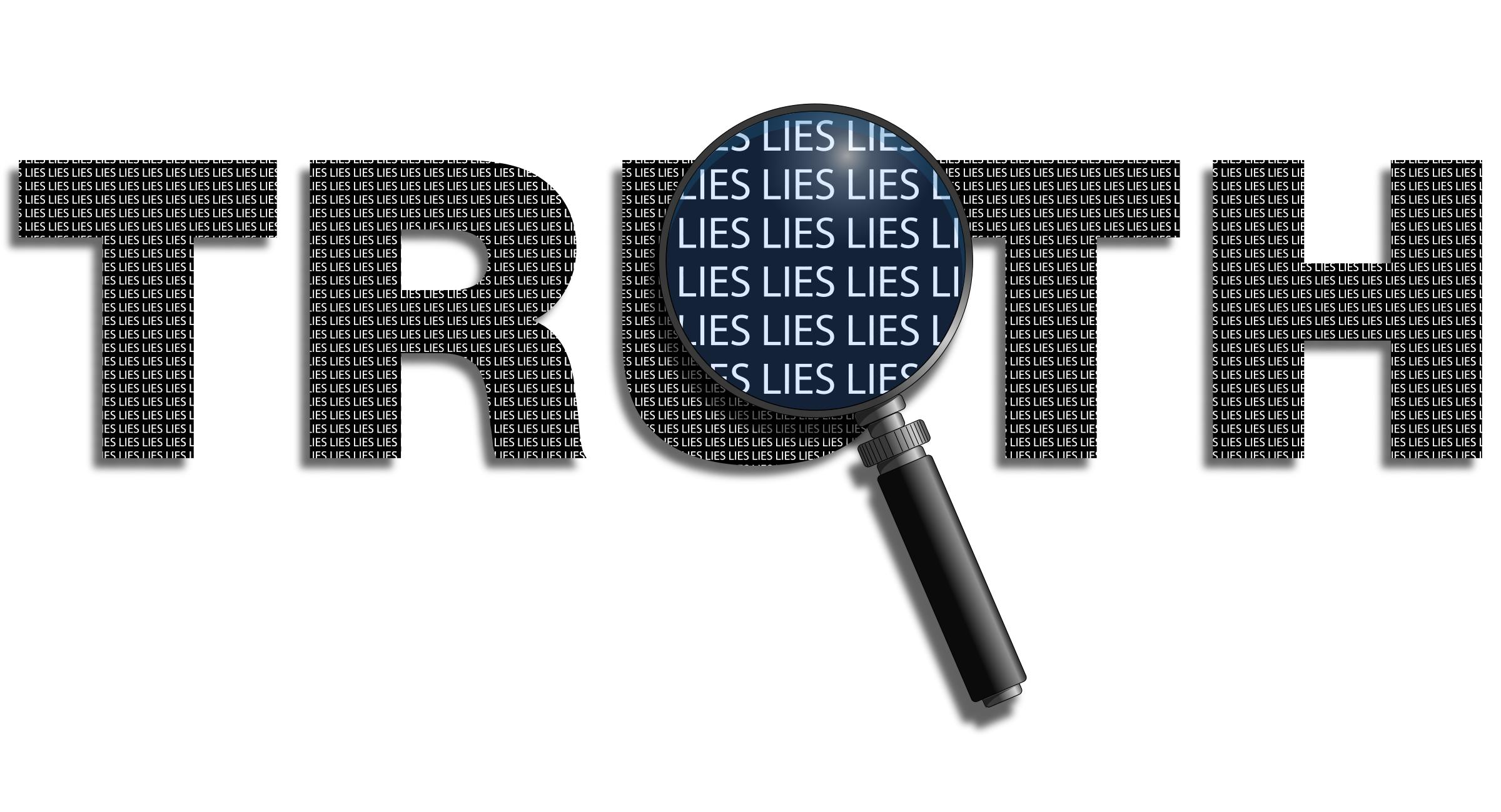 Truth Is Full Of Lies by GDJ