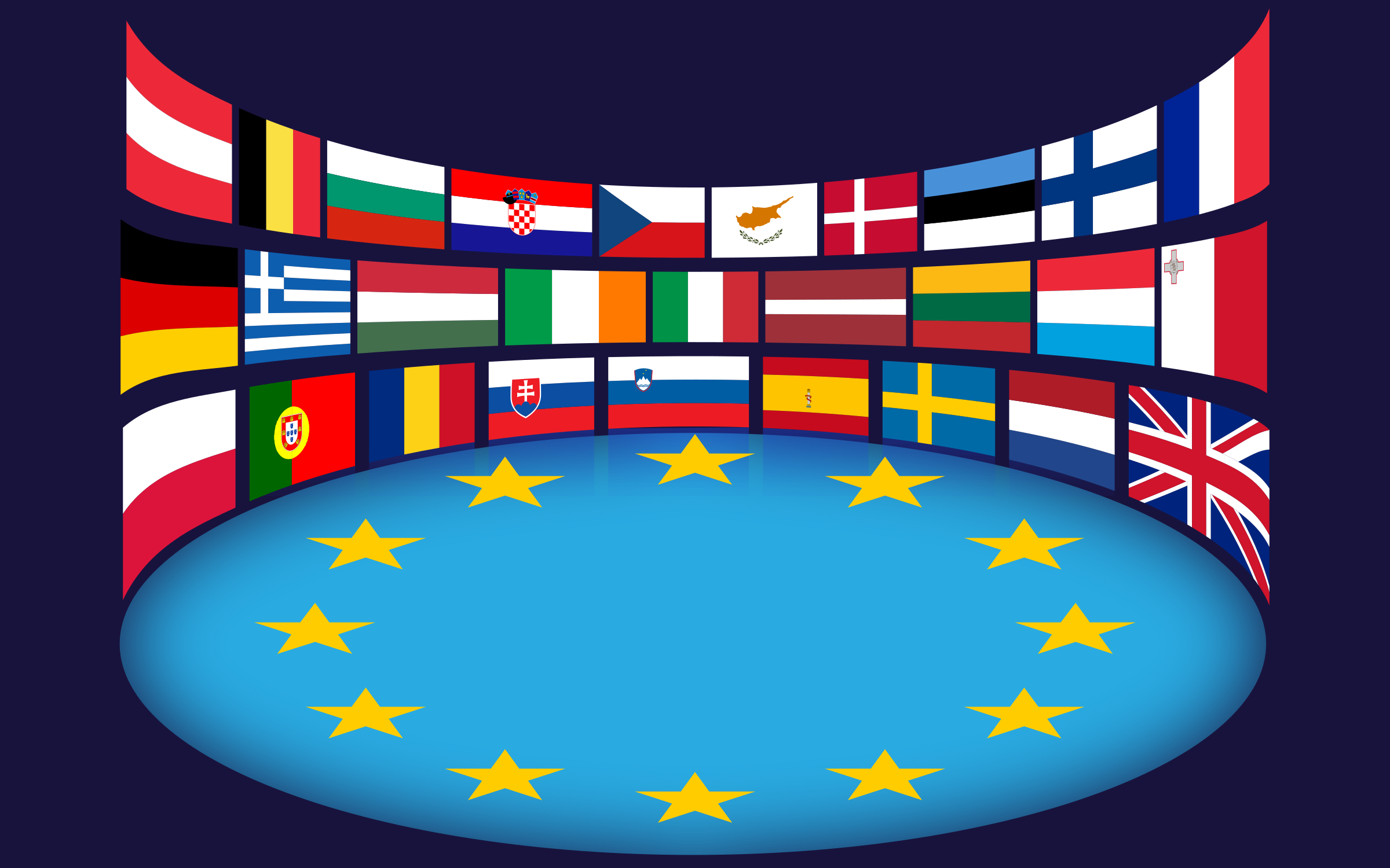 European Union 2 by GDJ