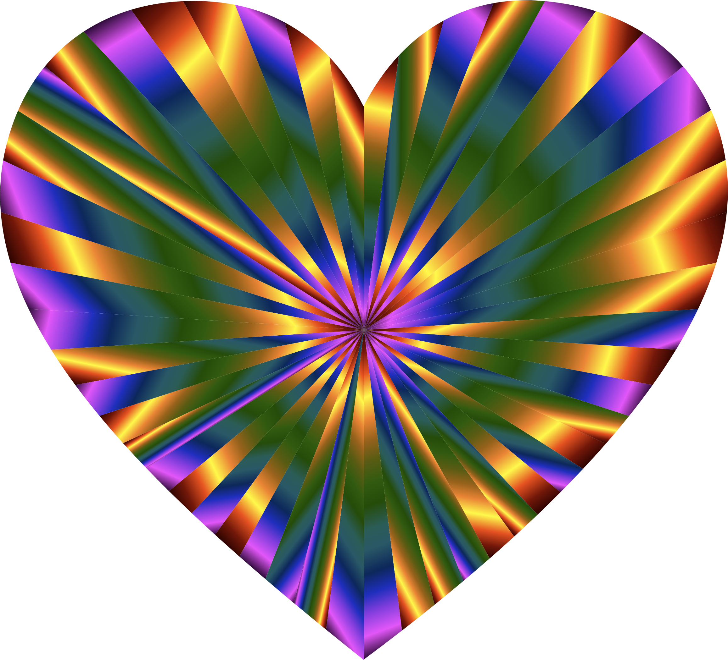 Starburst Heart 6 by GDJ