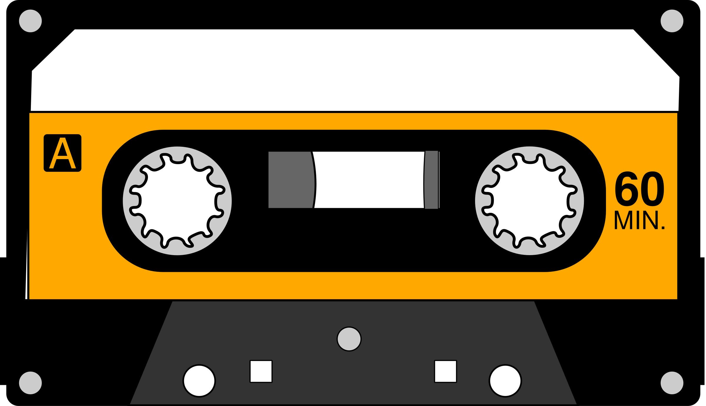 Cassette Tape by algotruneman
