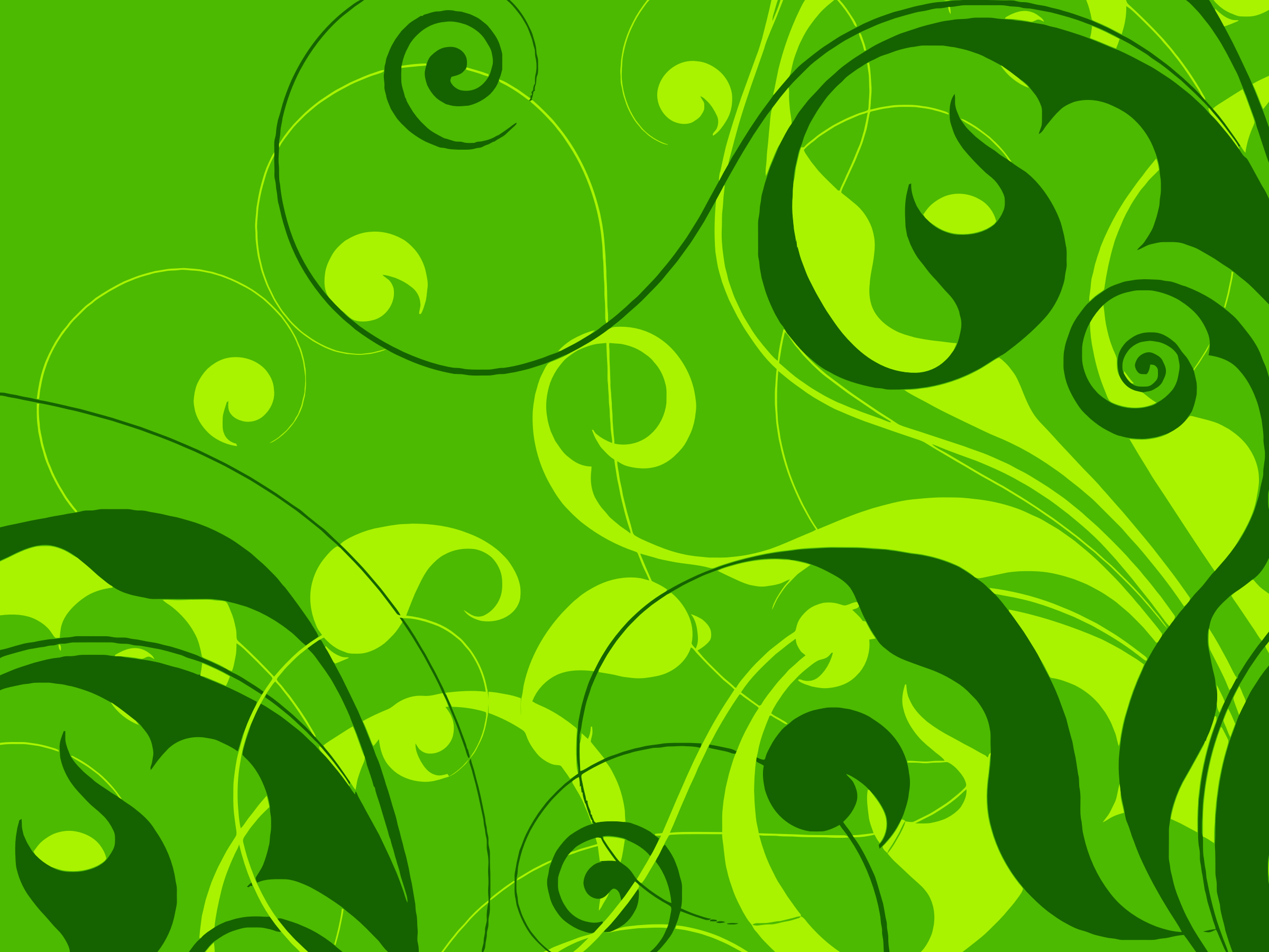 Flourish Background by GDJ