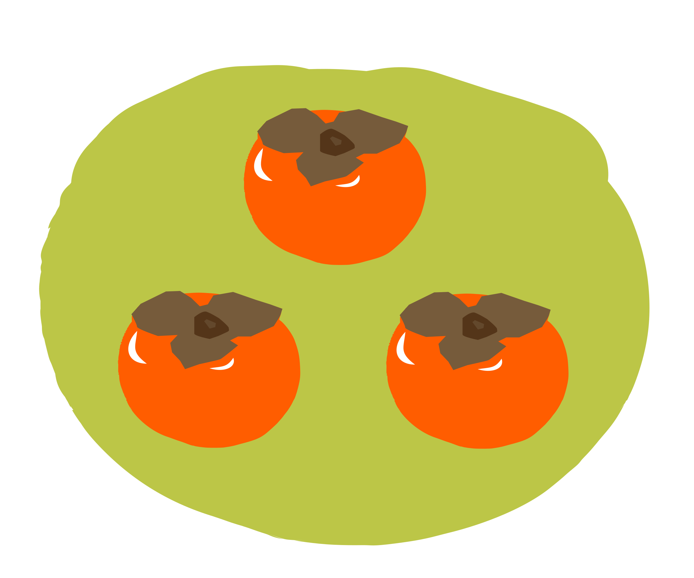 free png Persimmon Clipart images transparent