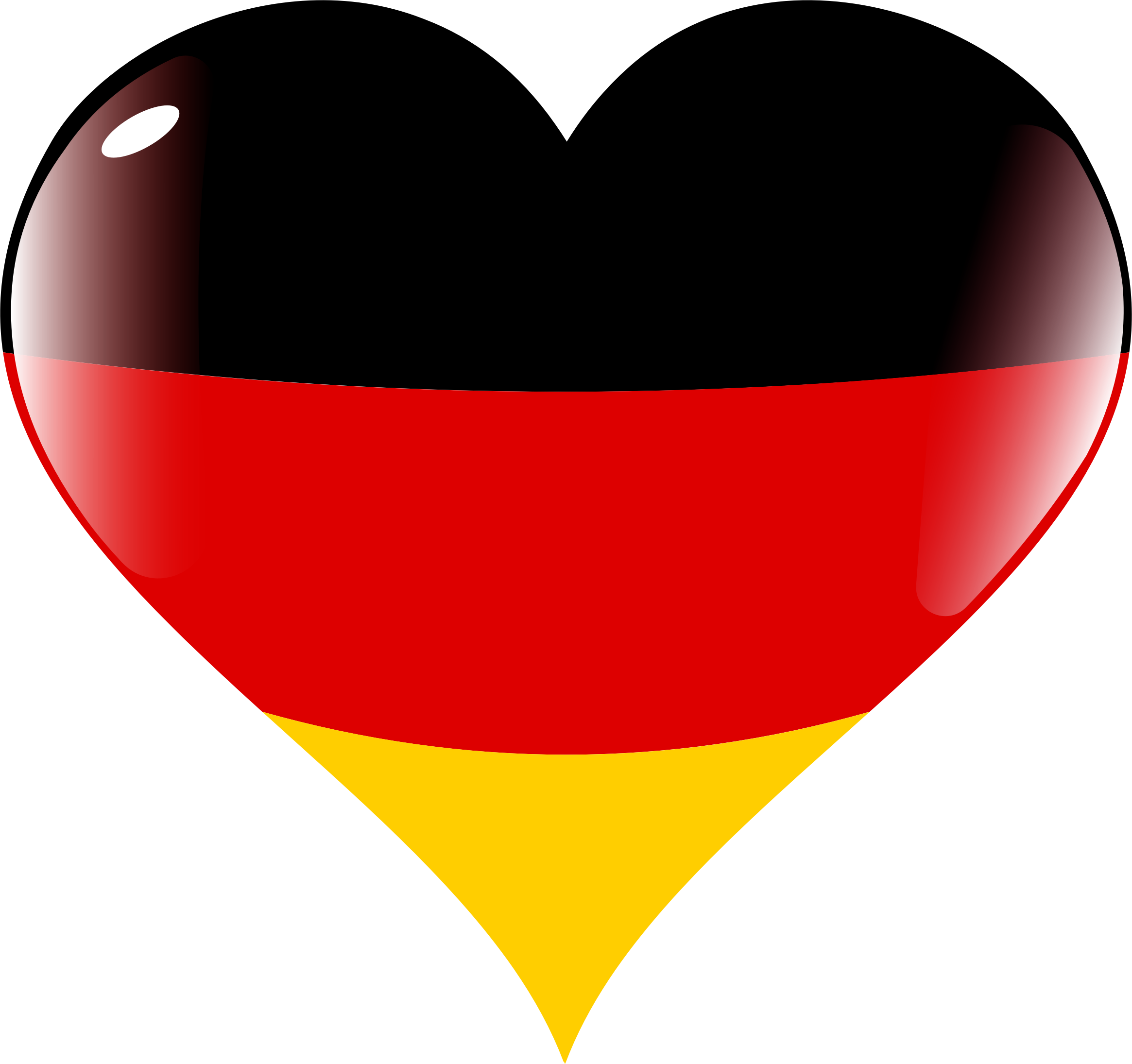 Heart Germany by GDJ